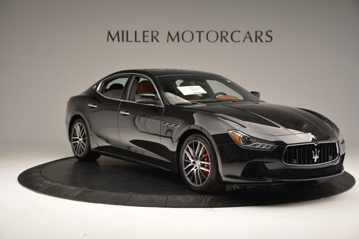 New 2017 Maserati Ghibli S Q4 For Sale In Greenwich, CT. Alfa Romeo of Greenwich, W352 689_p11