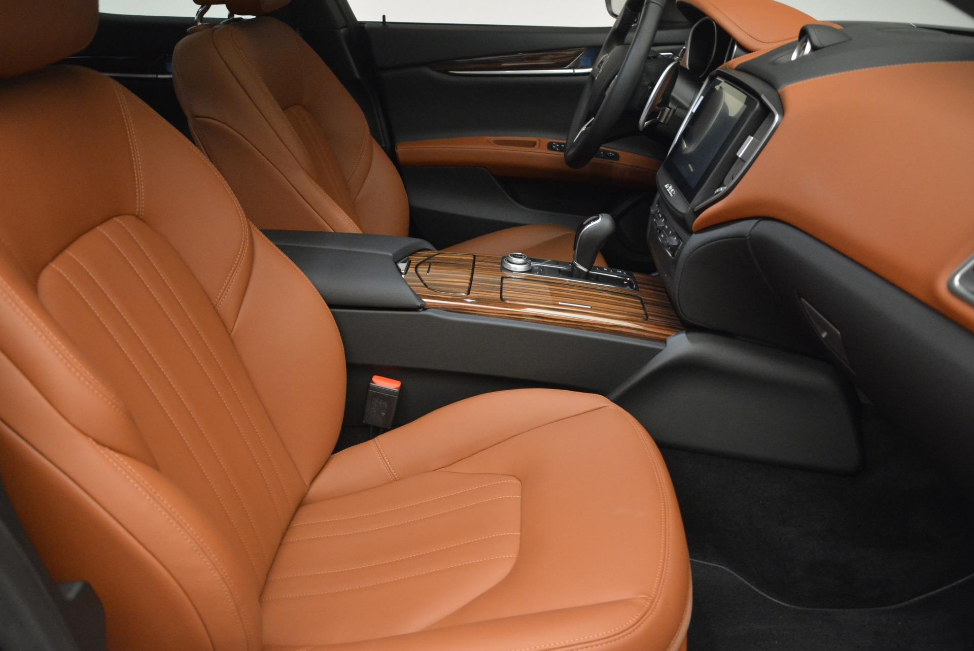 New 2017 Maserati Ghibli S Q4 For Sale In Greenwich, CT. Alfa Romeo of Greenwich, W352 689_p21
