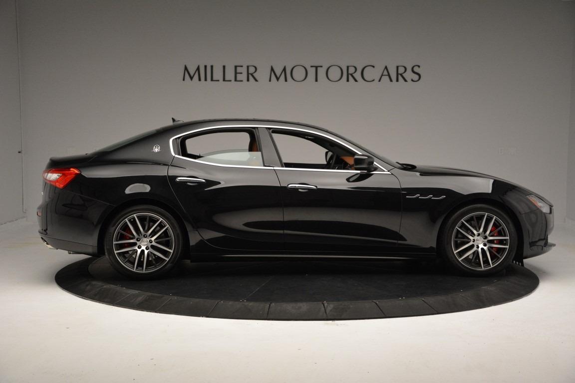 New 2017 Maserati Ghibli S Q4 For Sale In Greenwich, CT. Alfa Romeo of Greenwich, W352 689_p9