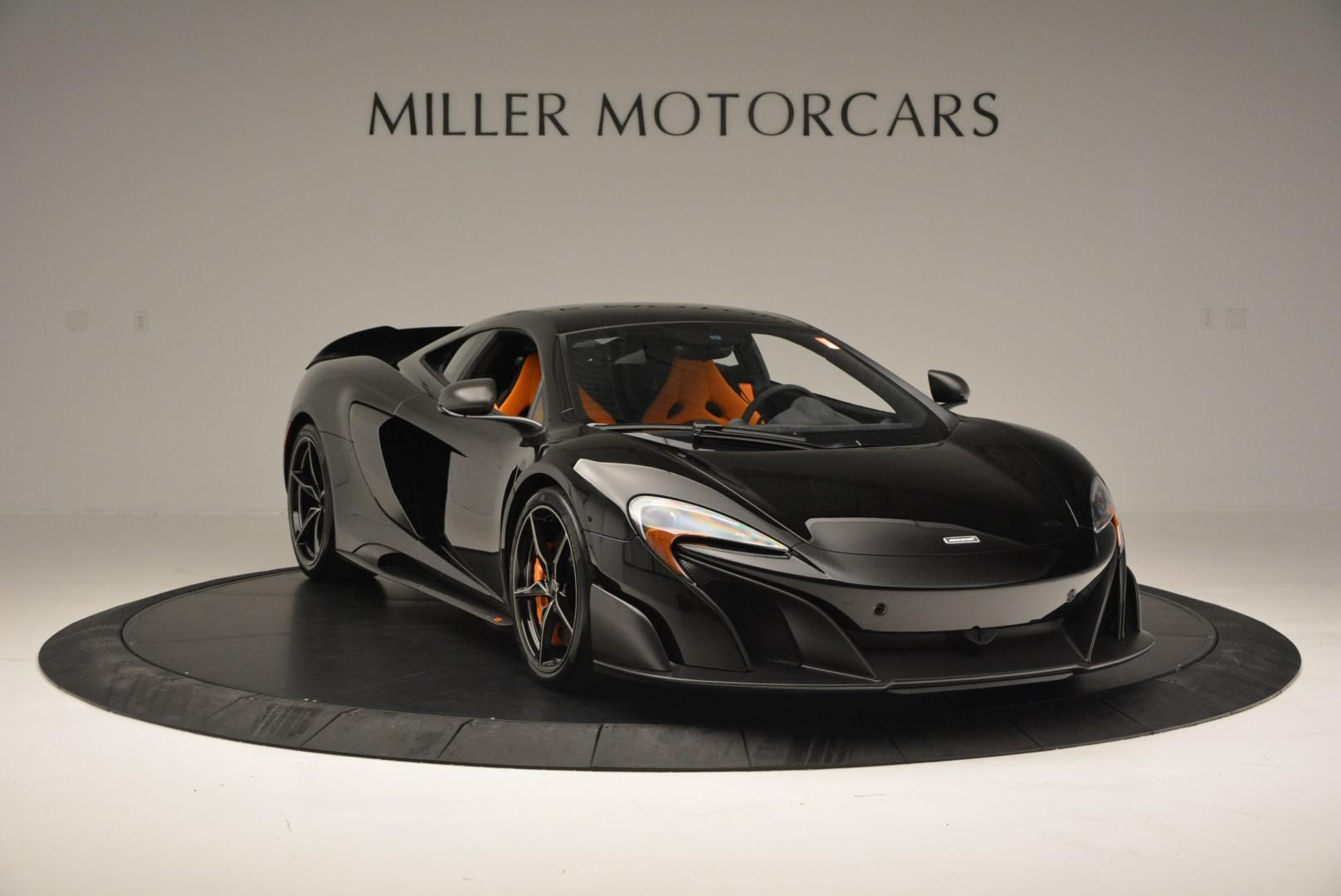 Used 2016 McLaren 675LT  For Sale In Greenwich, CT. Alfa Romeo of Greenwich, 3071 69_p11