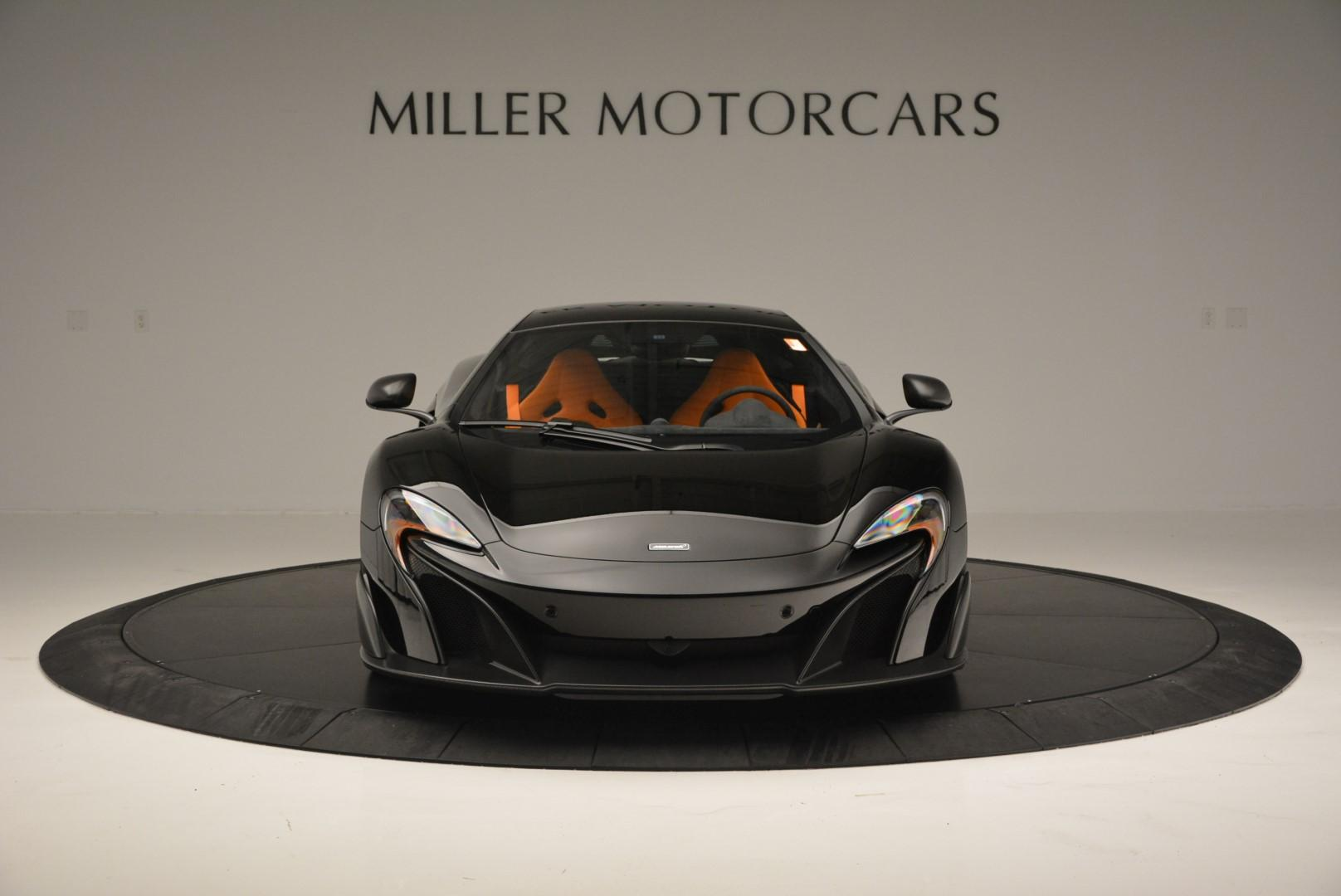 Used 2016 McLaren 675LT  For Sale In Greenwich, CT. Alfa Romeo of Greenwich, 3071 69_p12