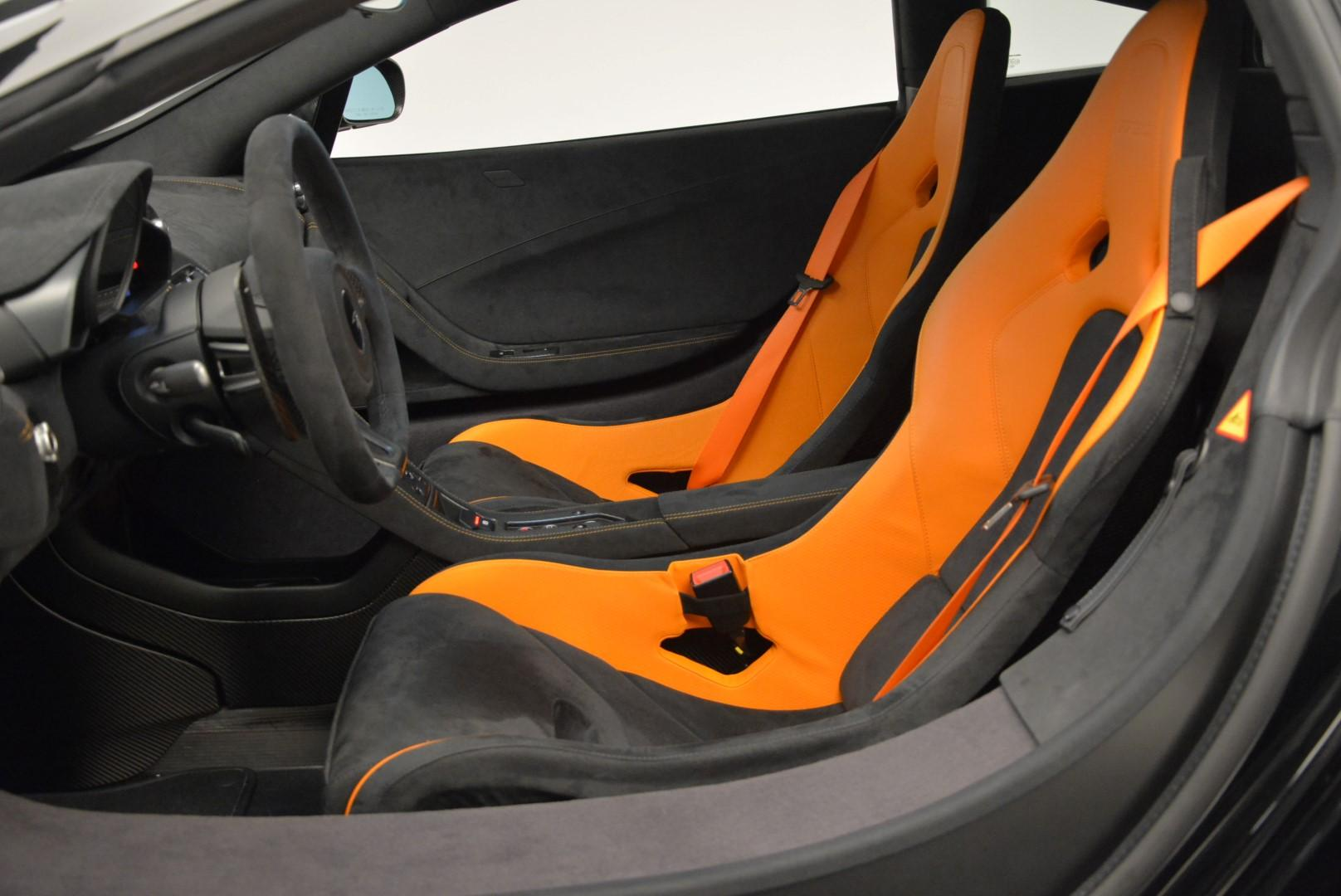 Used 2016 McLaren 675LT  For Sale In Greenwich, CT. Alfa Romeo of Greenwich, 3071 69_p16
