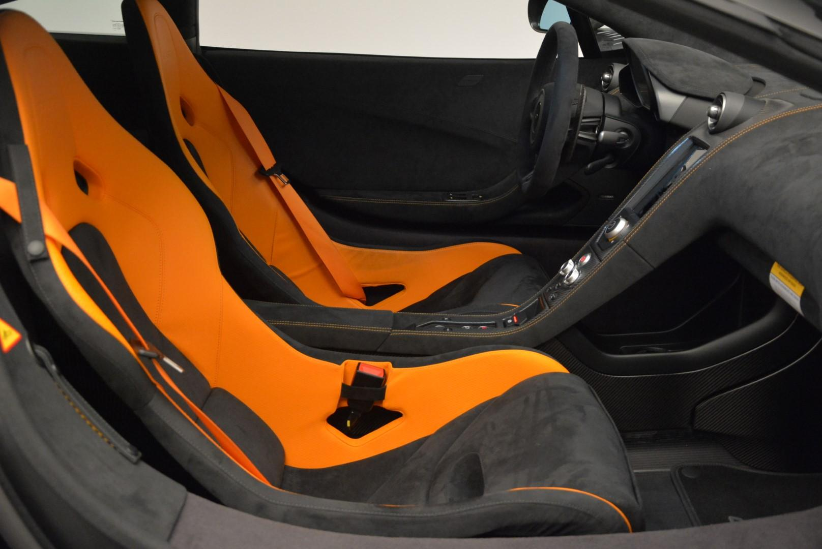 Used 2016 McLaren 675LT  For Sale In Greenwich, CT. Alfa Romeo of Greenwich, 3071 69_p19