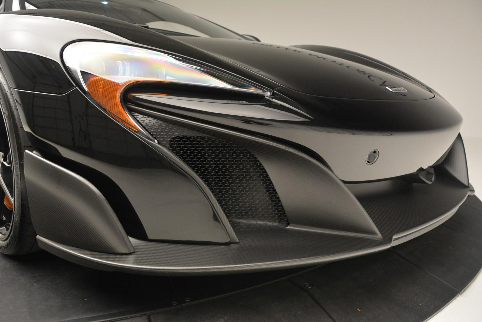 Used 2016 McLaren 675LT  For Sale In Greenwich, CT. Alfa Romeo of Greenwich, 3071 69_p21
