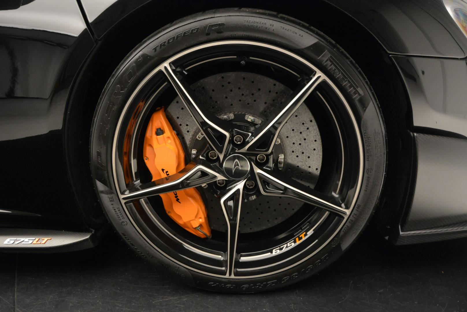 Used 2016 McLaren 675LT  For Sale In Greenwich, CT. Alfa Romeo of Greenwich, 3071 69_p22