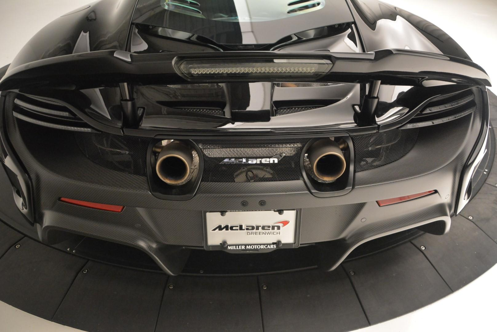 Used 2016 McLaren 675LT  For Sale In Greenwich, CT. Alfa Romeo of Greenwich, 3071 69_p28