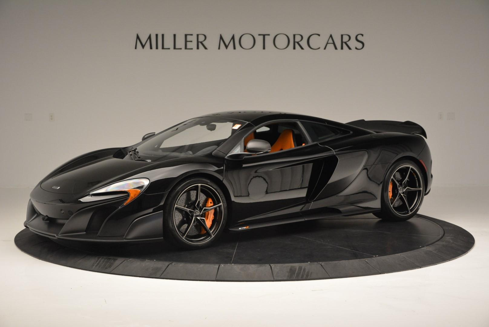 Used 2016 McLaren 675LT  For Sale In Greenwich, CT. Alfa Romeo of Greenwich, 3071 69_p2