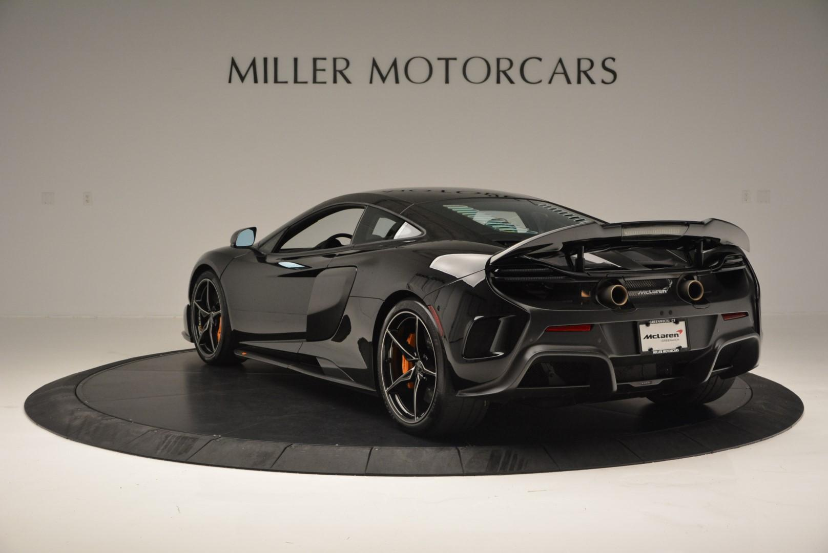 Used 2016 McLaren 675LT  For Sale In Greenwich, CT. Alfa Romeo of Greenwich, 3071 69_p5