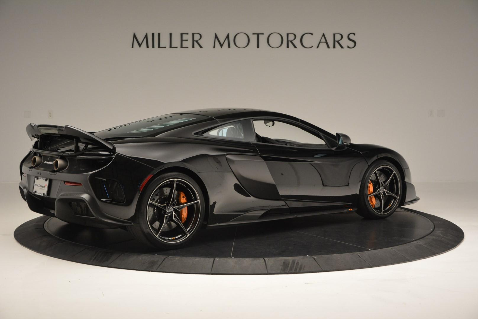 Used 2016 McLaren 675LT  For Sale In Greenwich, CT. Alfa Romeo of Greenwich, 3071 69_p8