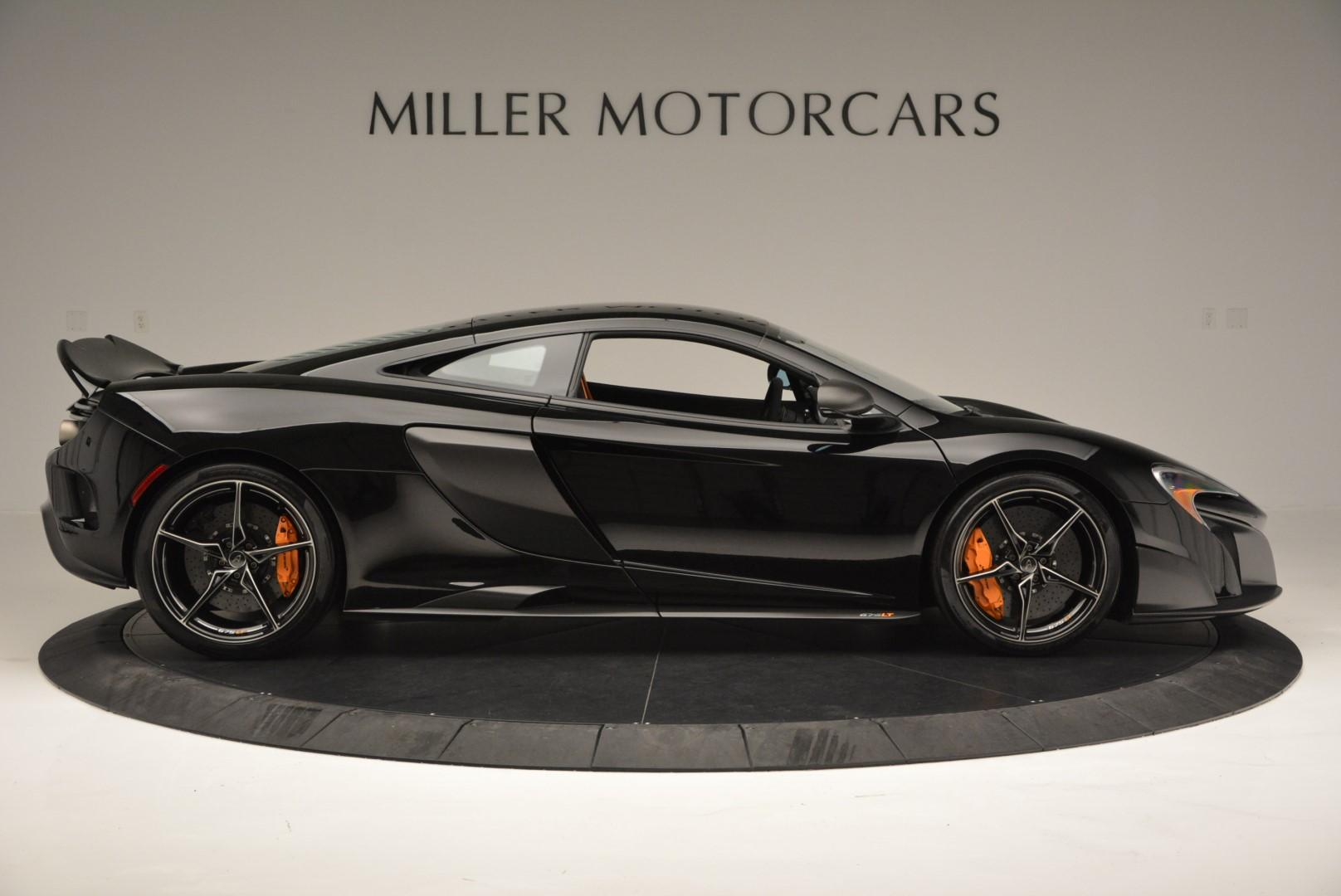 Used 2016 McLaren 675LT  For Sale In Greenwich, CT. Alfa Romeo of Greenwich, 3071 69_p9