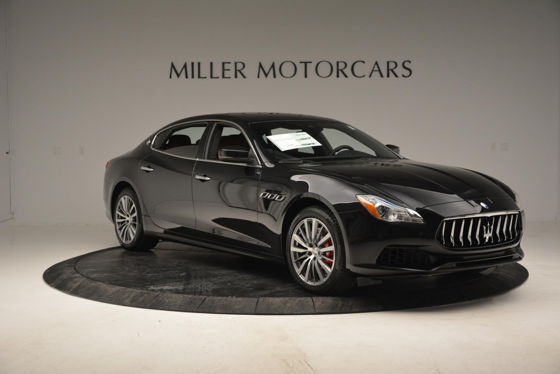 New 2017 Maserati Quattroporte S Q4 For Sale In Greenwich, CT. Alfa Romeo of Greenwich, M1719 690_p11