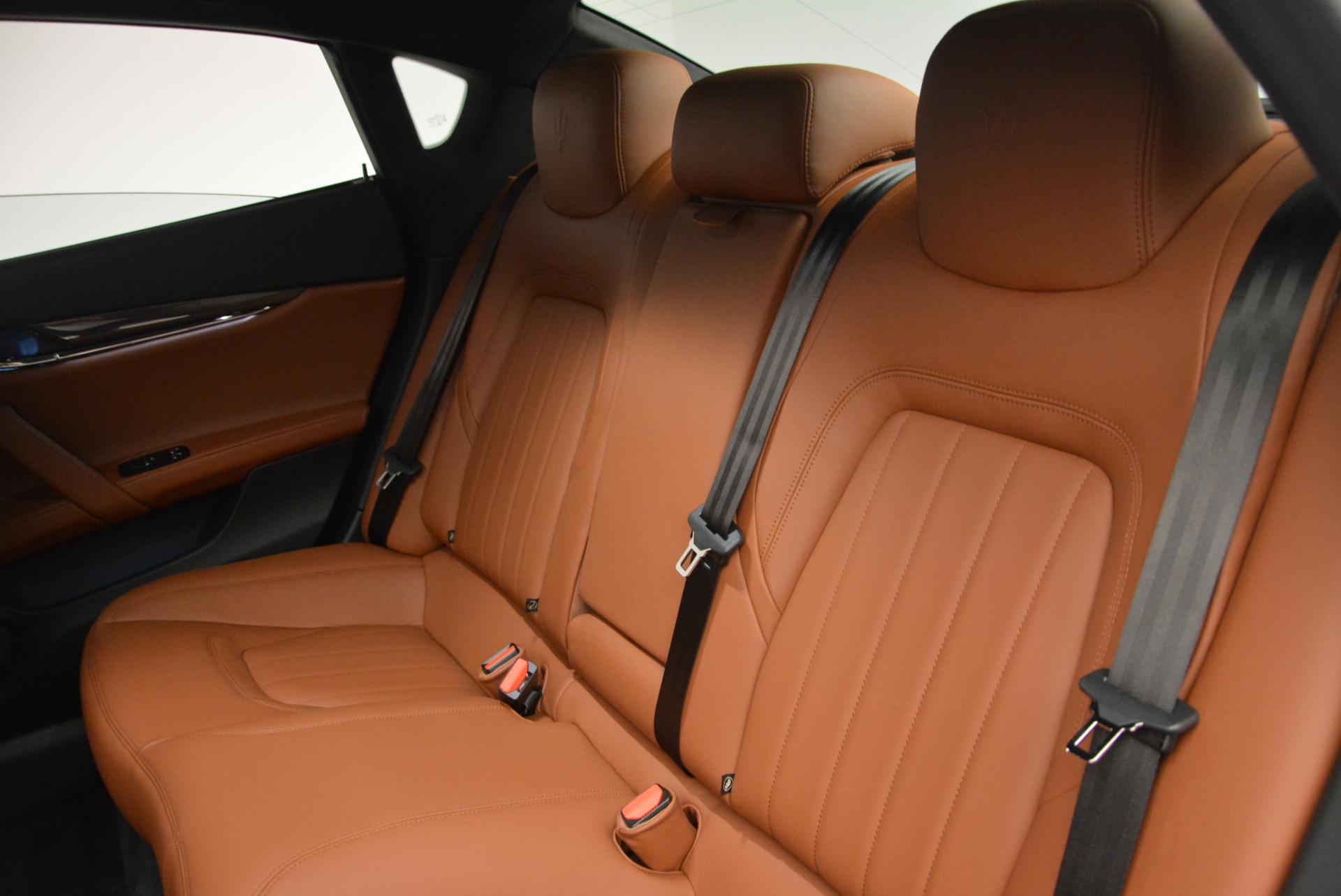 New 2017 Maserati Quattroporte S Q4 For Sale In Greenwich, CT. Alfa Romeo of Greenwich, M1719 690_p17