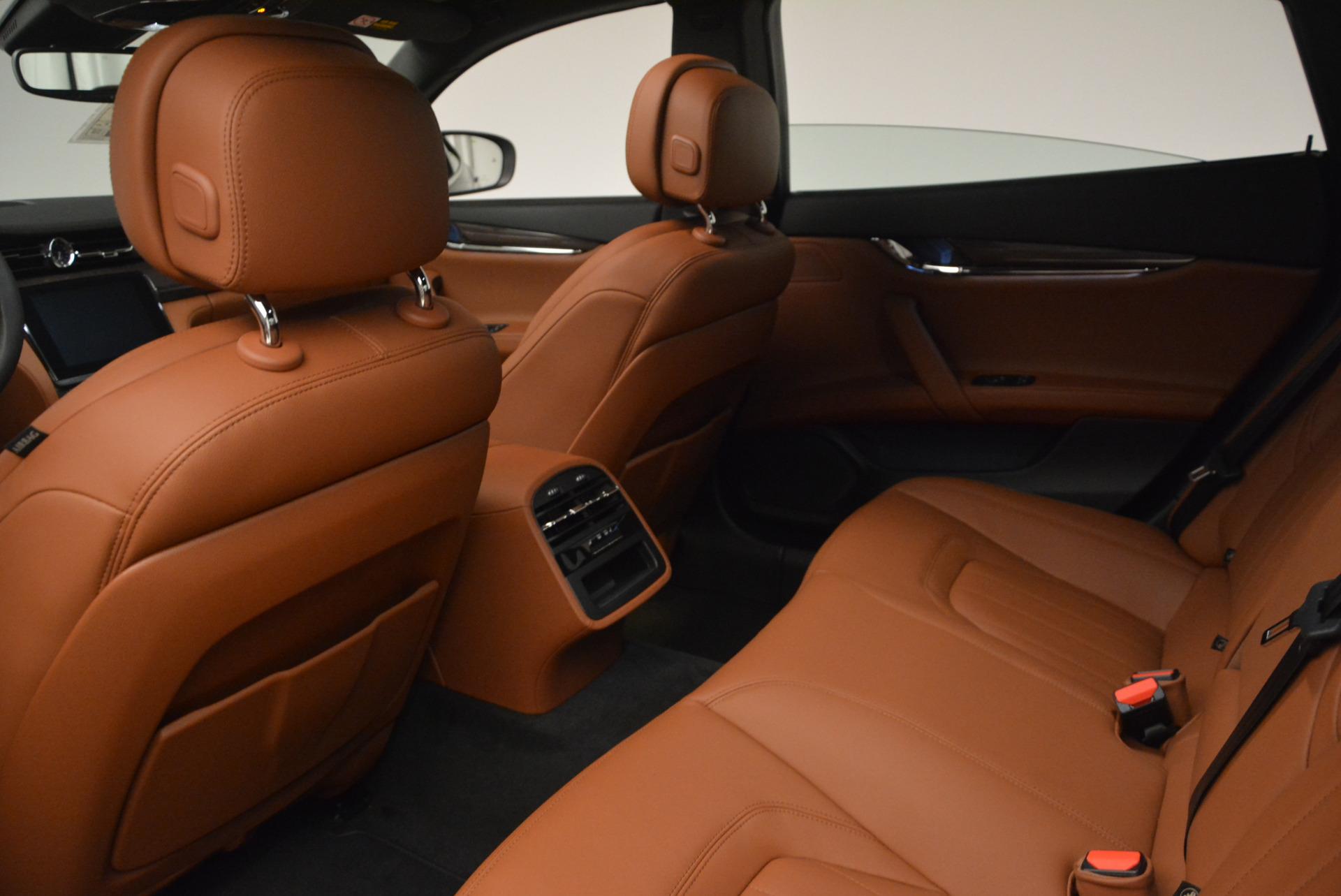 New 2017 Maserati Quattroporte S Q4 For Sale In Greenwich, CT. Alfa Romeo of Greenwich, M1719 690_p19