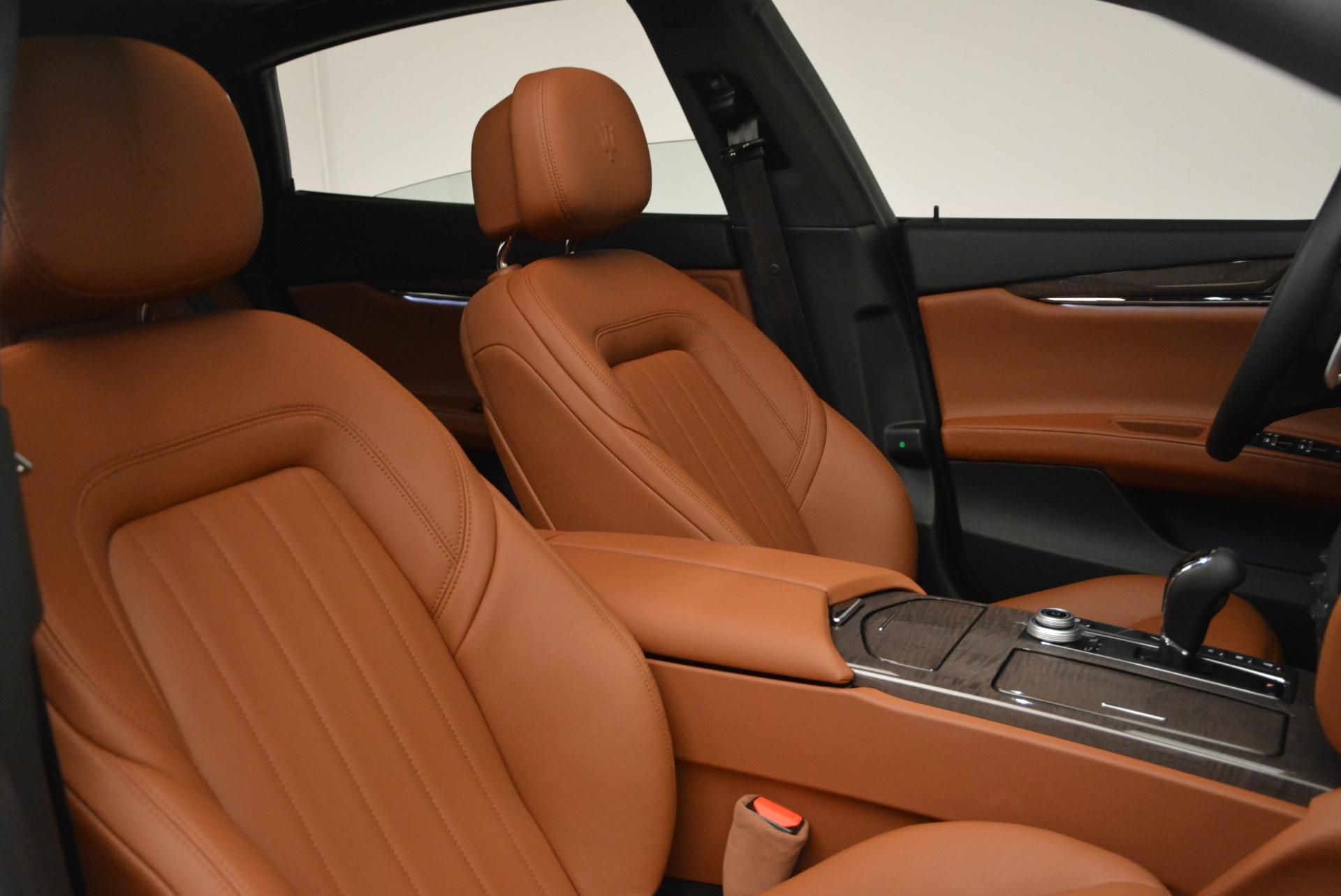 New 2017 Maserati Quattroporte S Q4 For Sale In Greenwich, CT. Alfa Romeo of Greenwich, M1719 690_p22