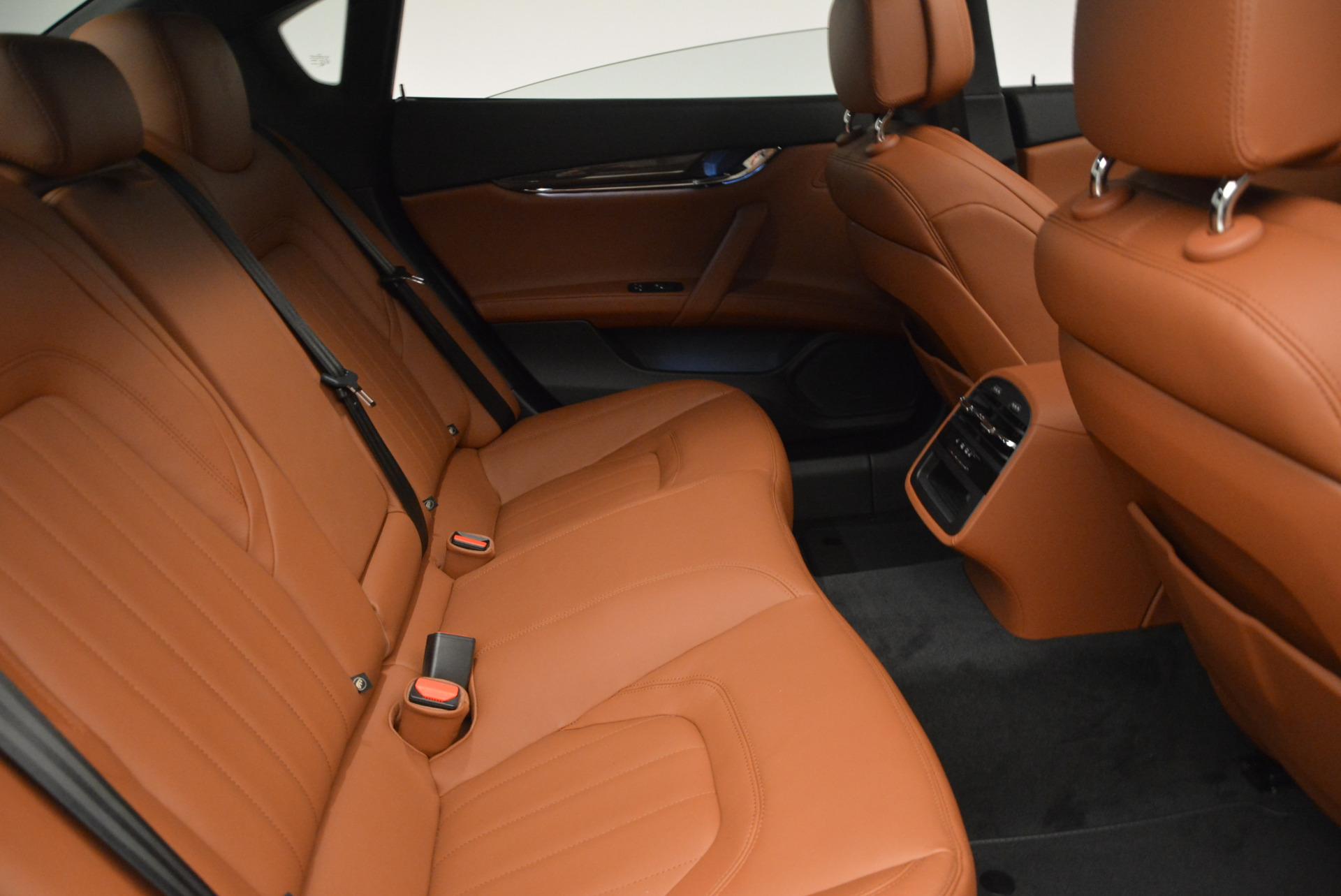 New 2017 Maserati Quattroporte S Q4 For Sale In Greenwich, CT. Alfa Romeo of Greenwich, M1719 690_p27