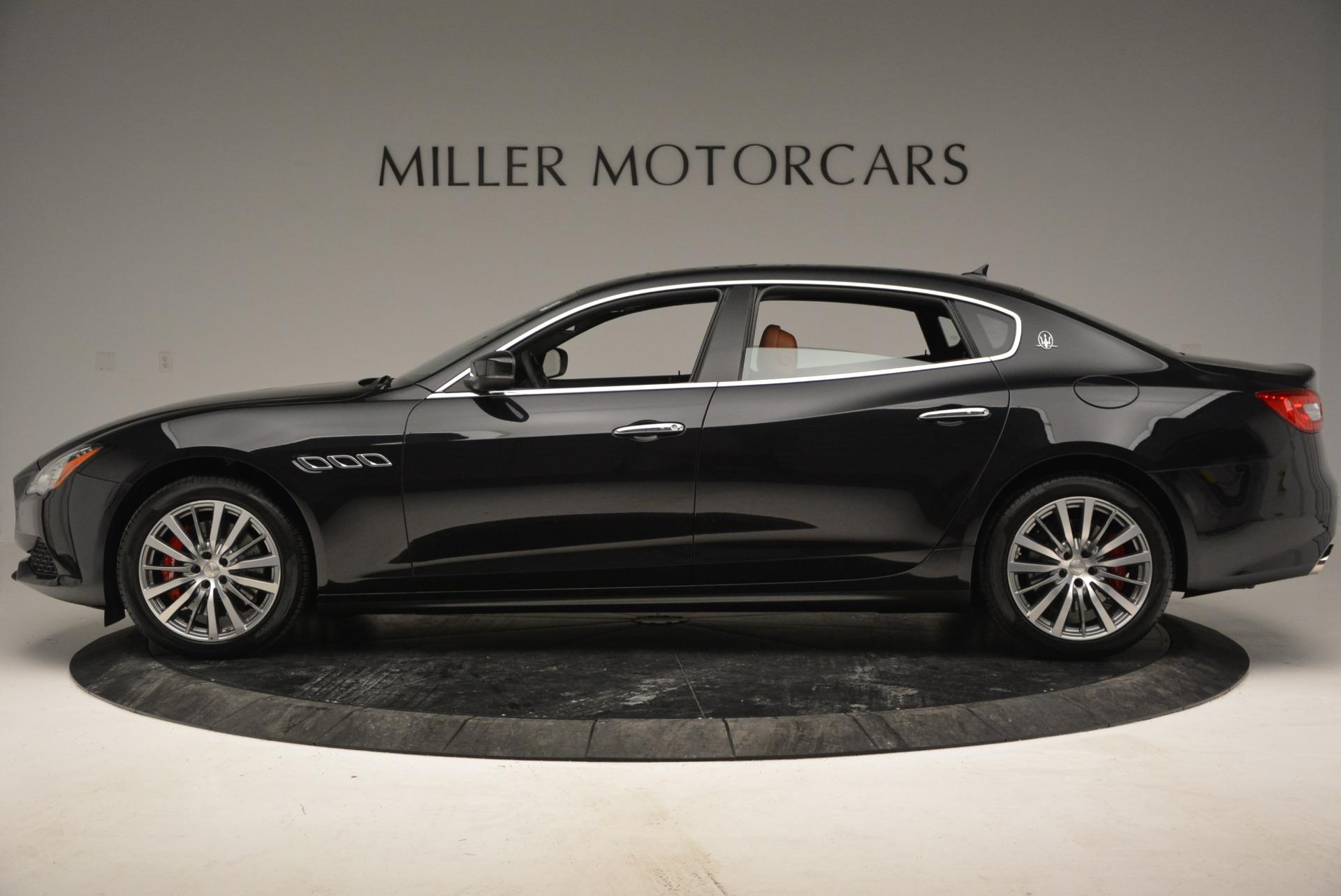 New 2017 Maserati Quattroporte S Q4 For Sale In Greenwich, CT. Alfa Romeo of Greenwich, M1719 690_p3