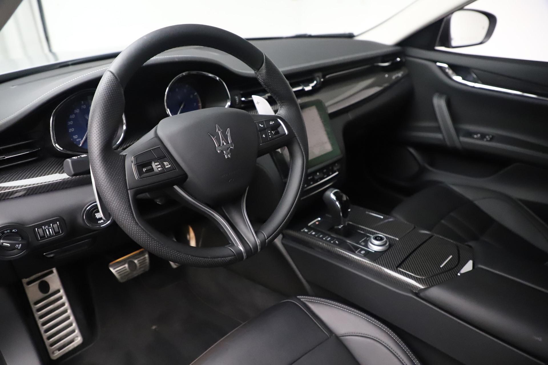 New 2017 Maserati Quattroporte S Q4 GranSport For Sale In Greenwich, CT. Alfa Romeo of Greenwich, M1720 693_p13