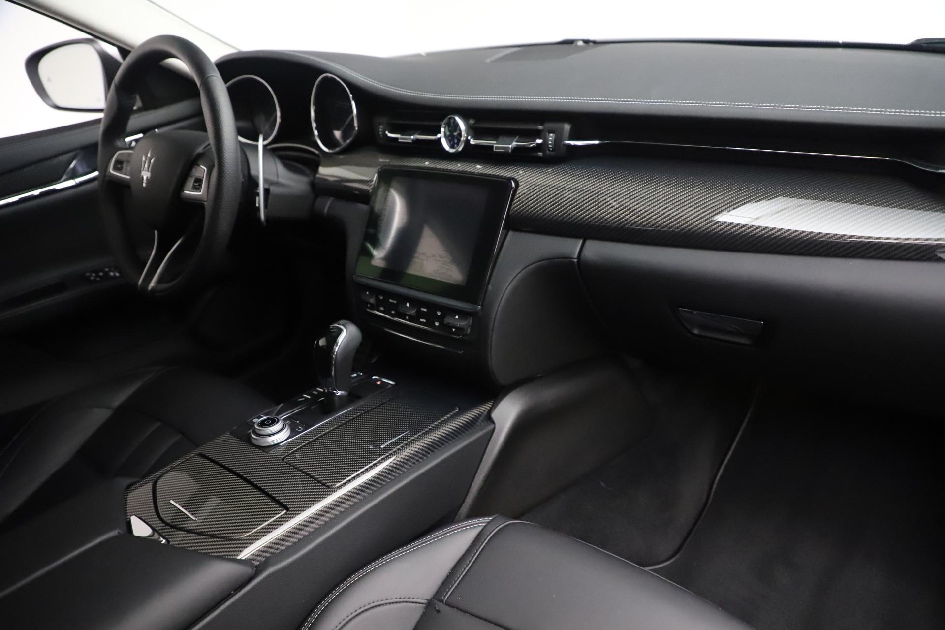 New 2017 Maserati Quattroporte S Q4 GranSport For Sale In Greenwich, CT. Alfa Romeo of Greenwich, M1720 693_p21