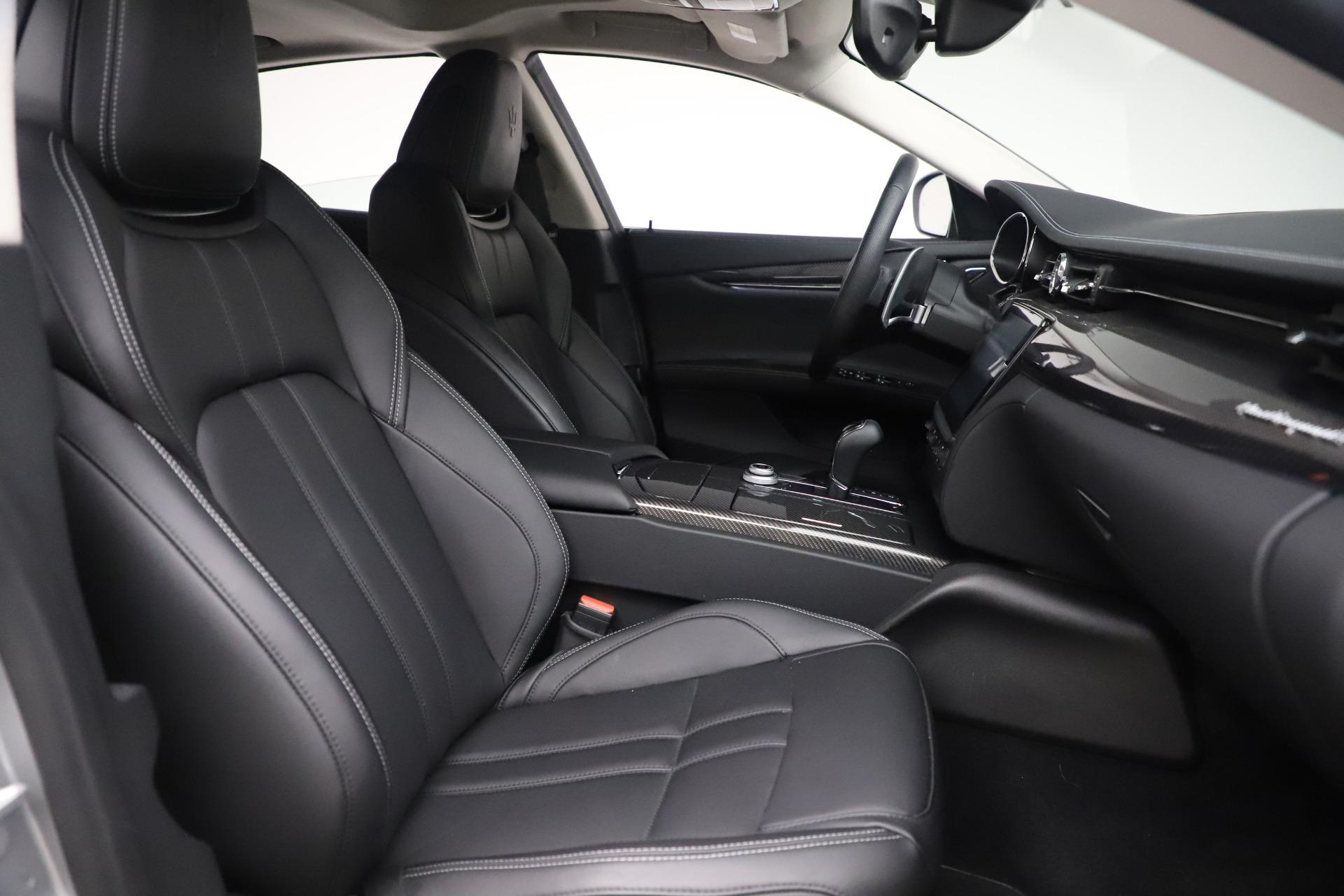New 2017 Maserati Quattroporte S Q4 GranSport For Sale In Greenwich, CT. Alfa Romeo of Greenwich, M1720 693_p22