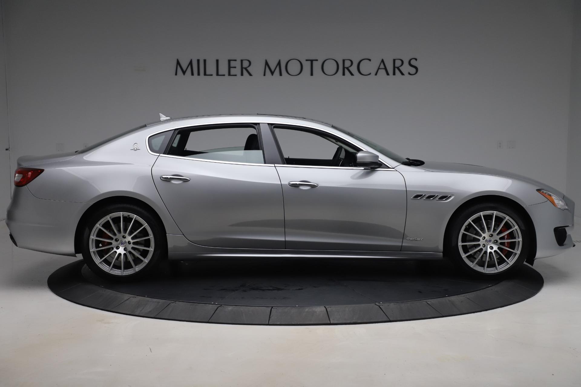 New 2017 Maserati Quattroporte S Q4 GranSport For Sale In Greenwich, CT. Alfa Romeo of Greenwich, M1720 693_p9