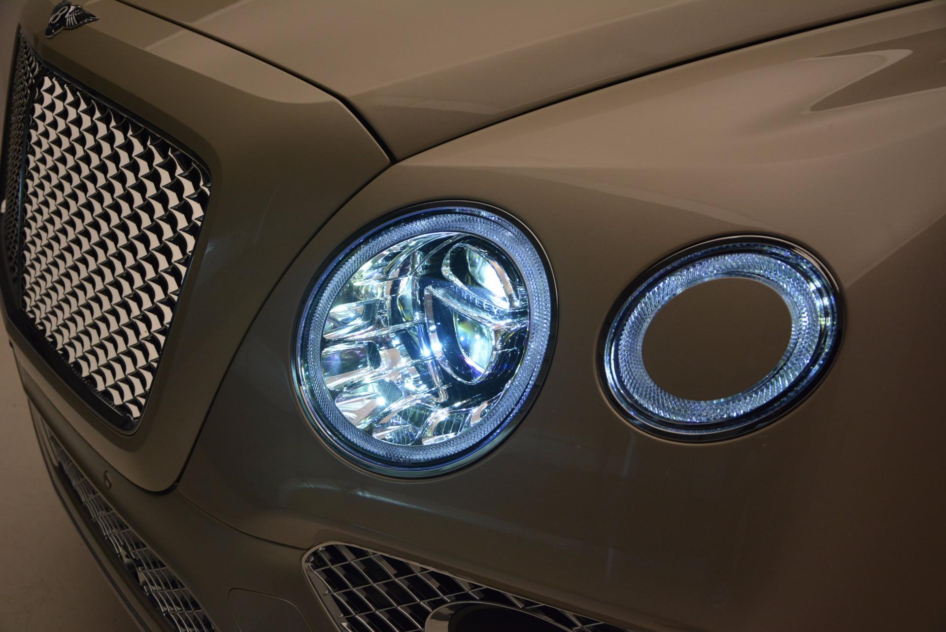 Used 2017 Bentley Bentayga  For Sale In Greenwich, CT. Alfa Romeo of Greenwich, B1200 695_p12