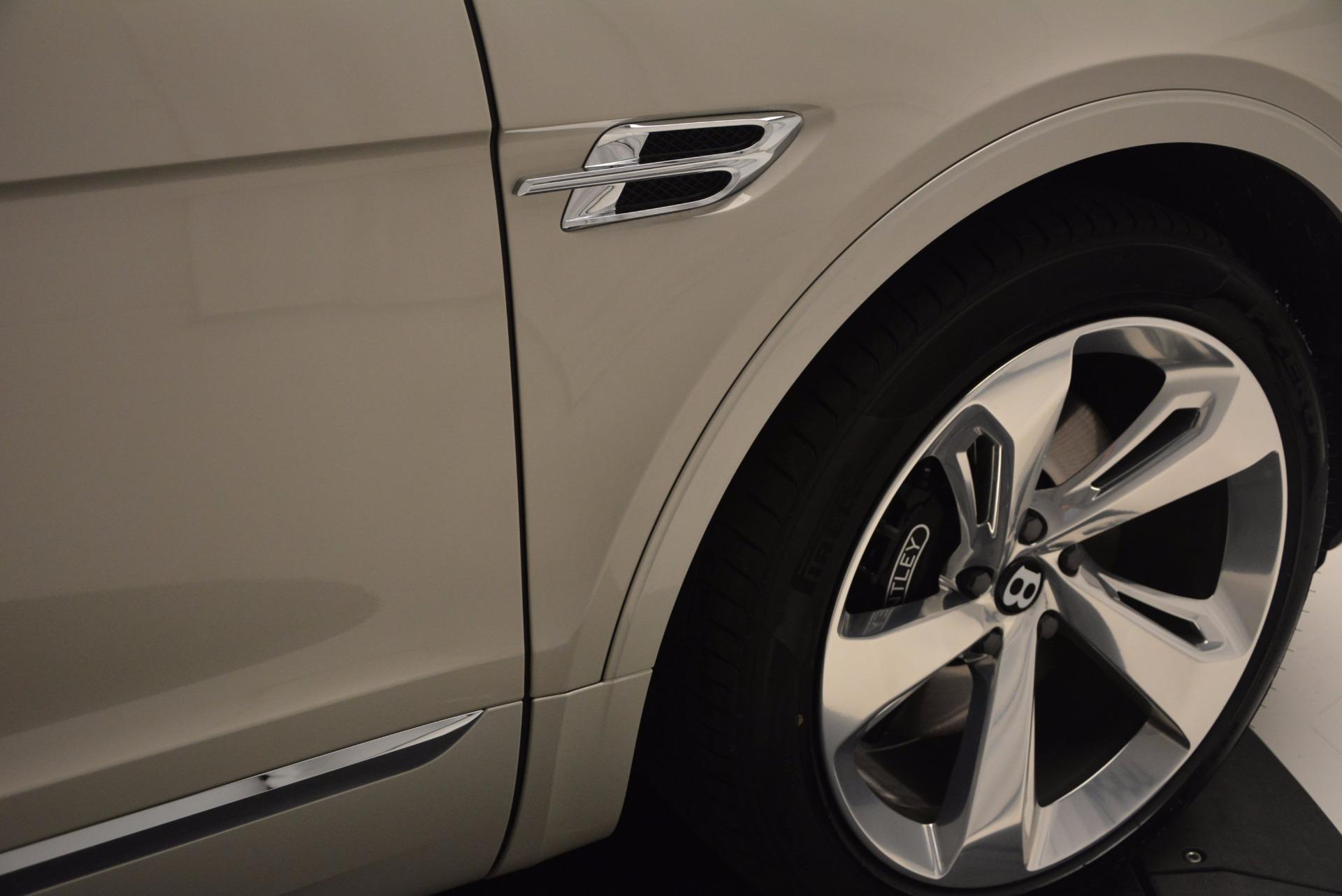 Used 2017 Bentley Bentayga  For Sale In Greenwich, CT. Alfa Romeo of Greenwich, B1200 695_p15