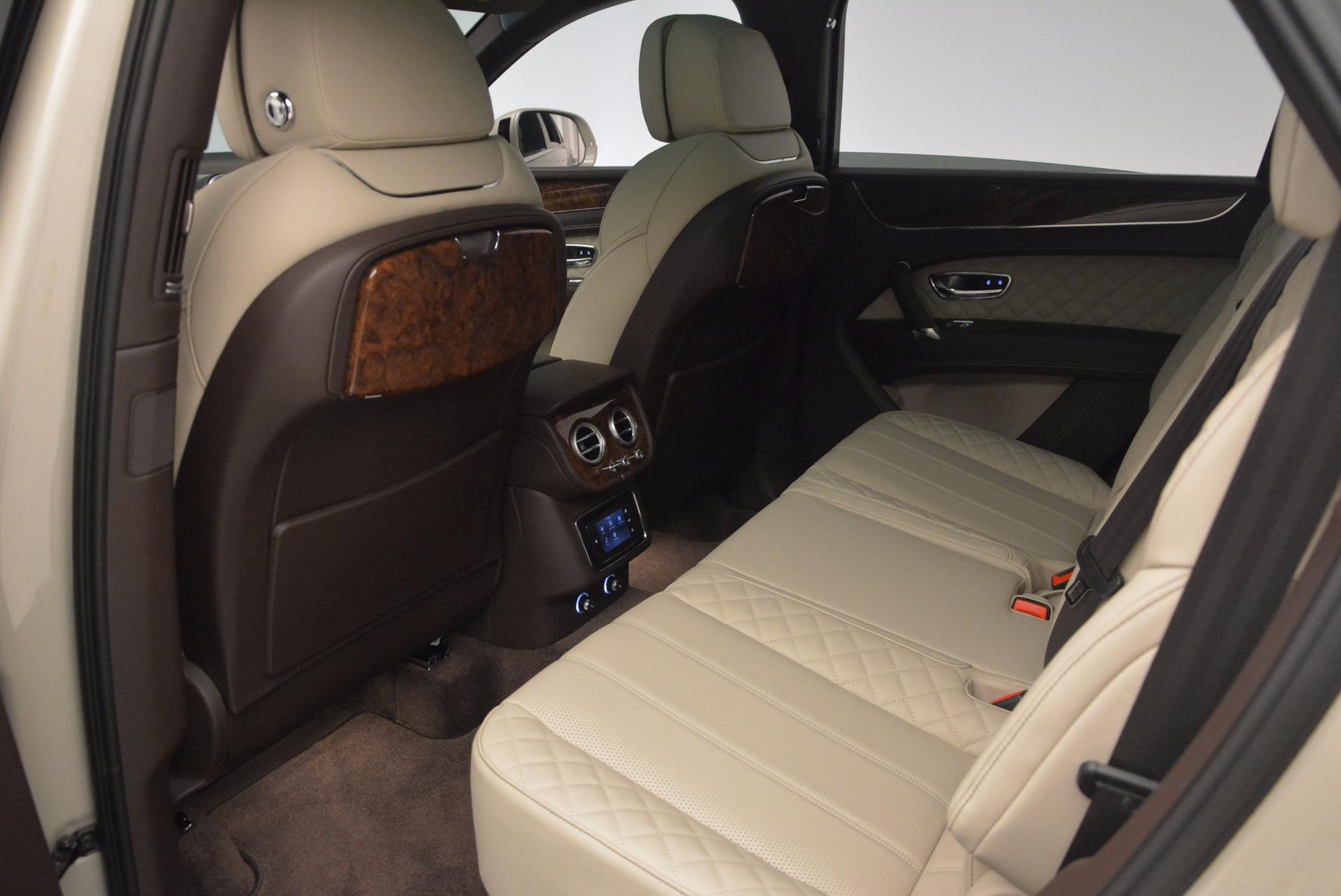 Used 2017 Bentley Bentayga  For Sale In Greenwich, CT. Alfa Romeo of Greenwich, B1200 695_p29