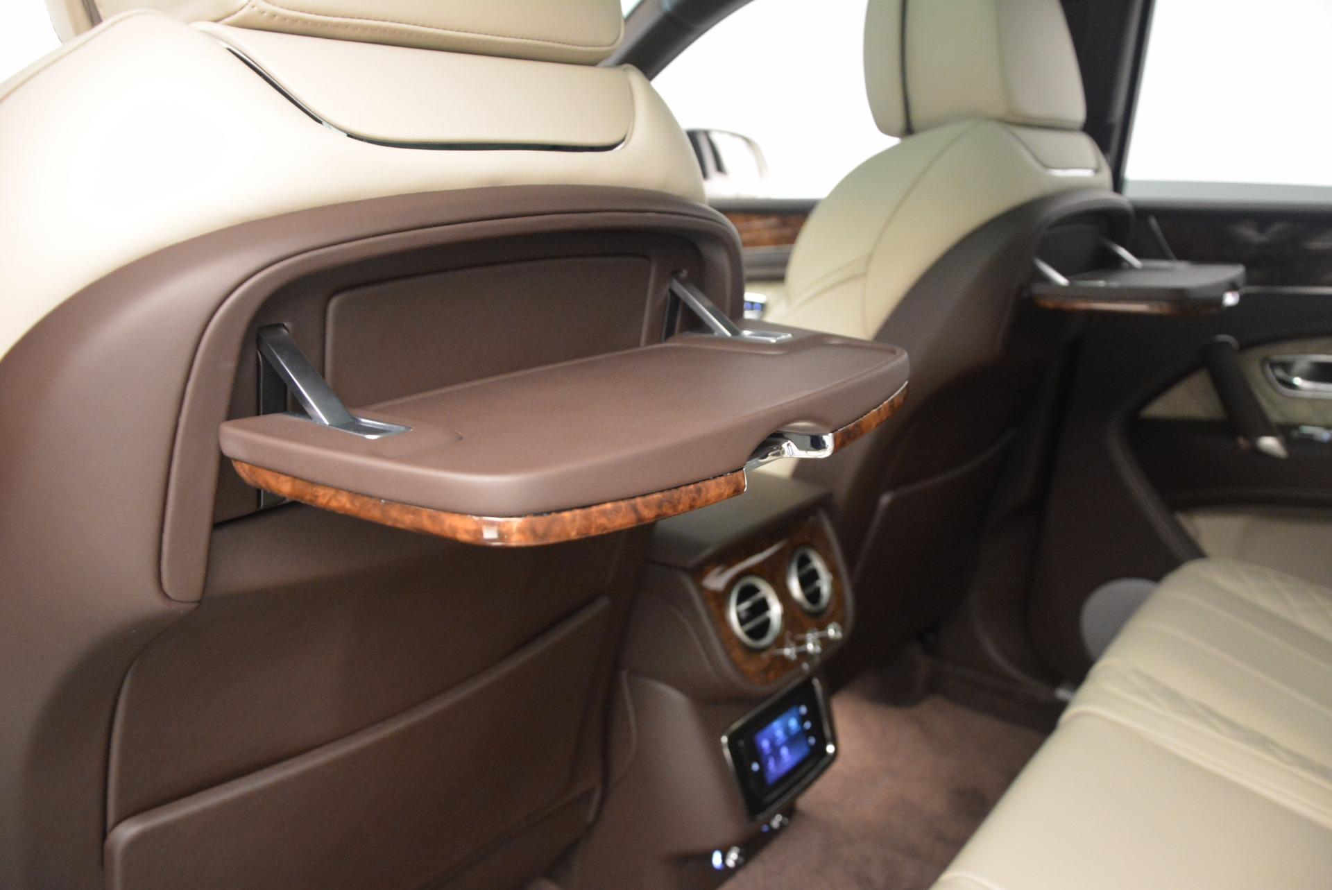 Used 2017 Bentley Bentayga  For Sale In Greenwich, CT. Alfa Romeo of Greenwich, B1200 695_p30