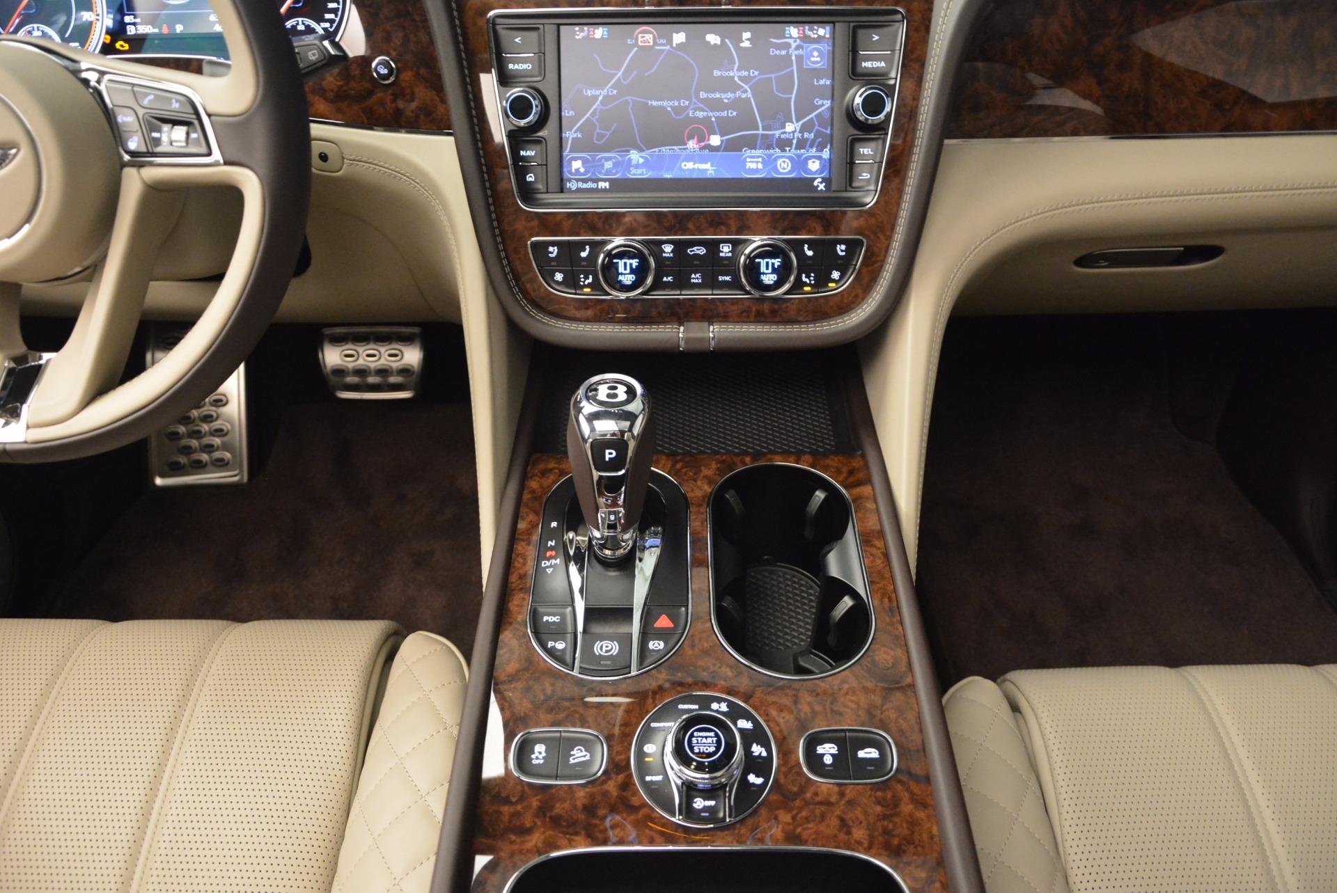 Used 2017 Bentley Bentayga  For Sale In Greenwich, CT. Alfa Romeo of Greenwich, B1200 695_p48