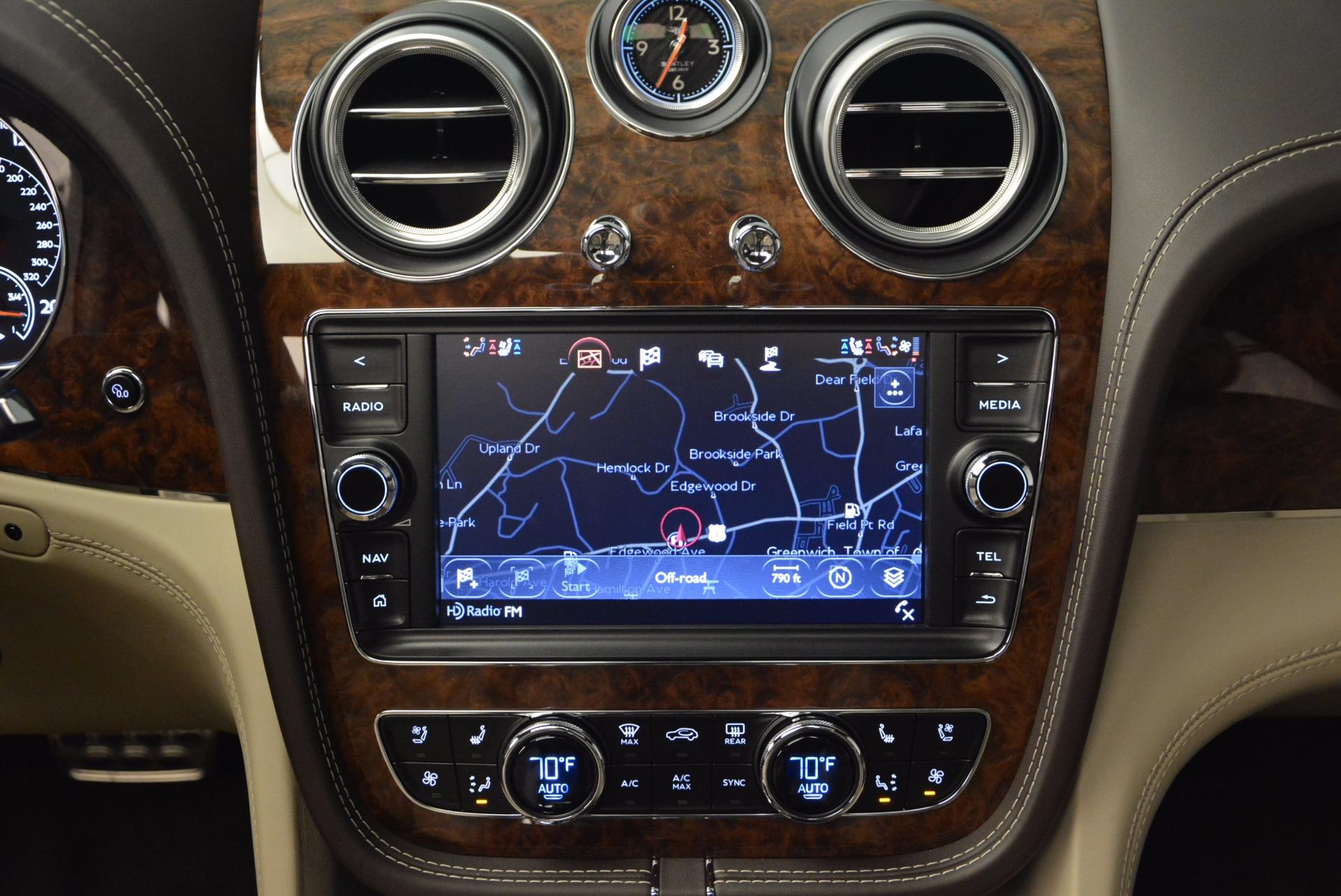 Used 2017 Bentley Bentayga  For Sale In Greenwich, CT. Alfa Romeo of Greenwich, B1200 695_p51