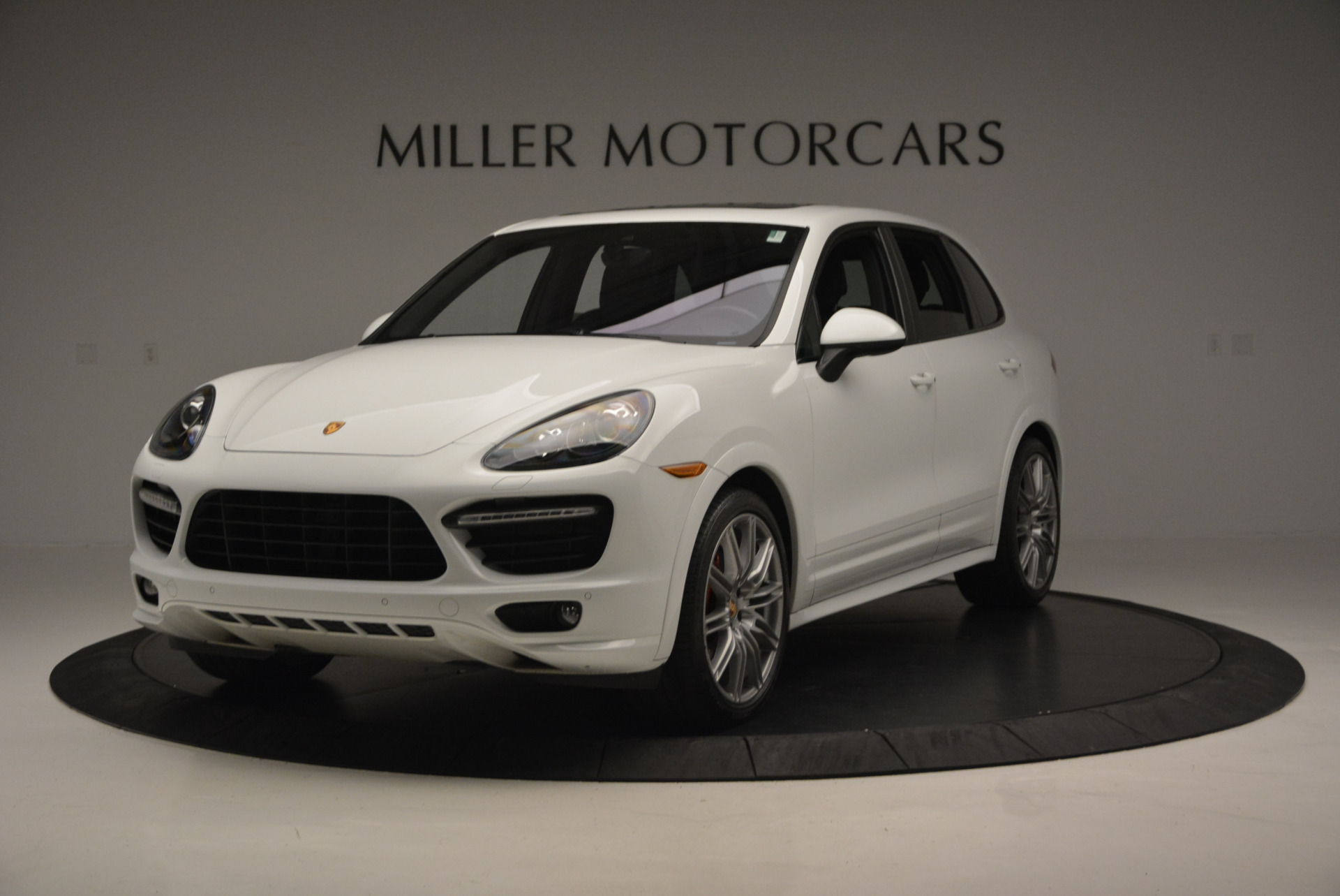 Used 2014 Porsche Cayenne GTS For Sale In Greenwich, CT. Alfa Romeo of Greenwich, 7111