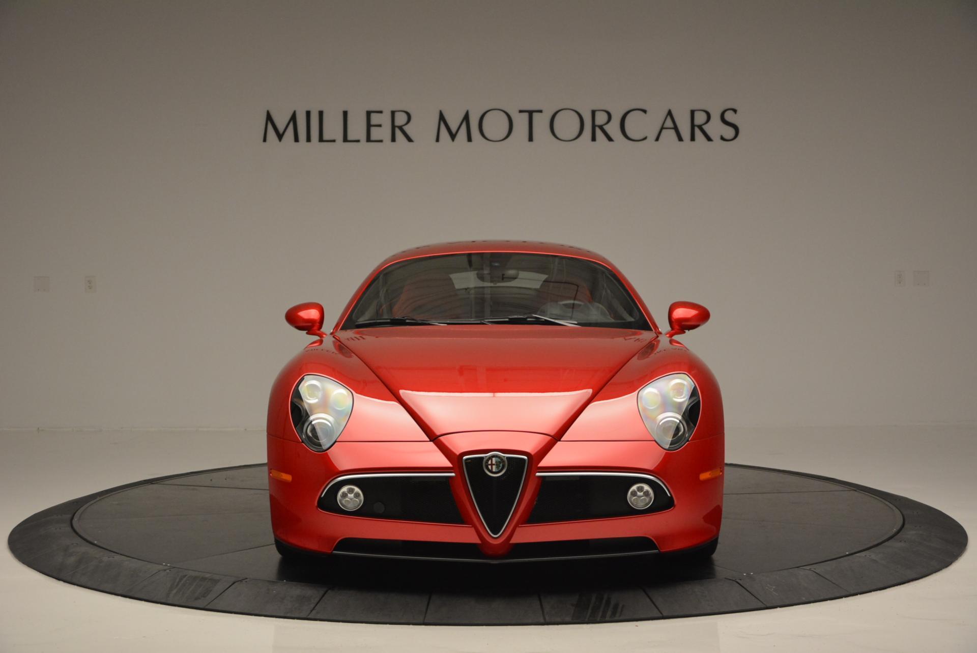 Used 2008 Alfa Romeo 8C  For Sale In Greenwich, CT. Alfa Romeo of Greenwich, 6562 7_p12