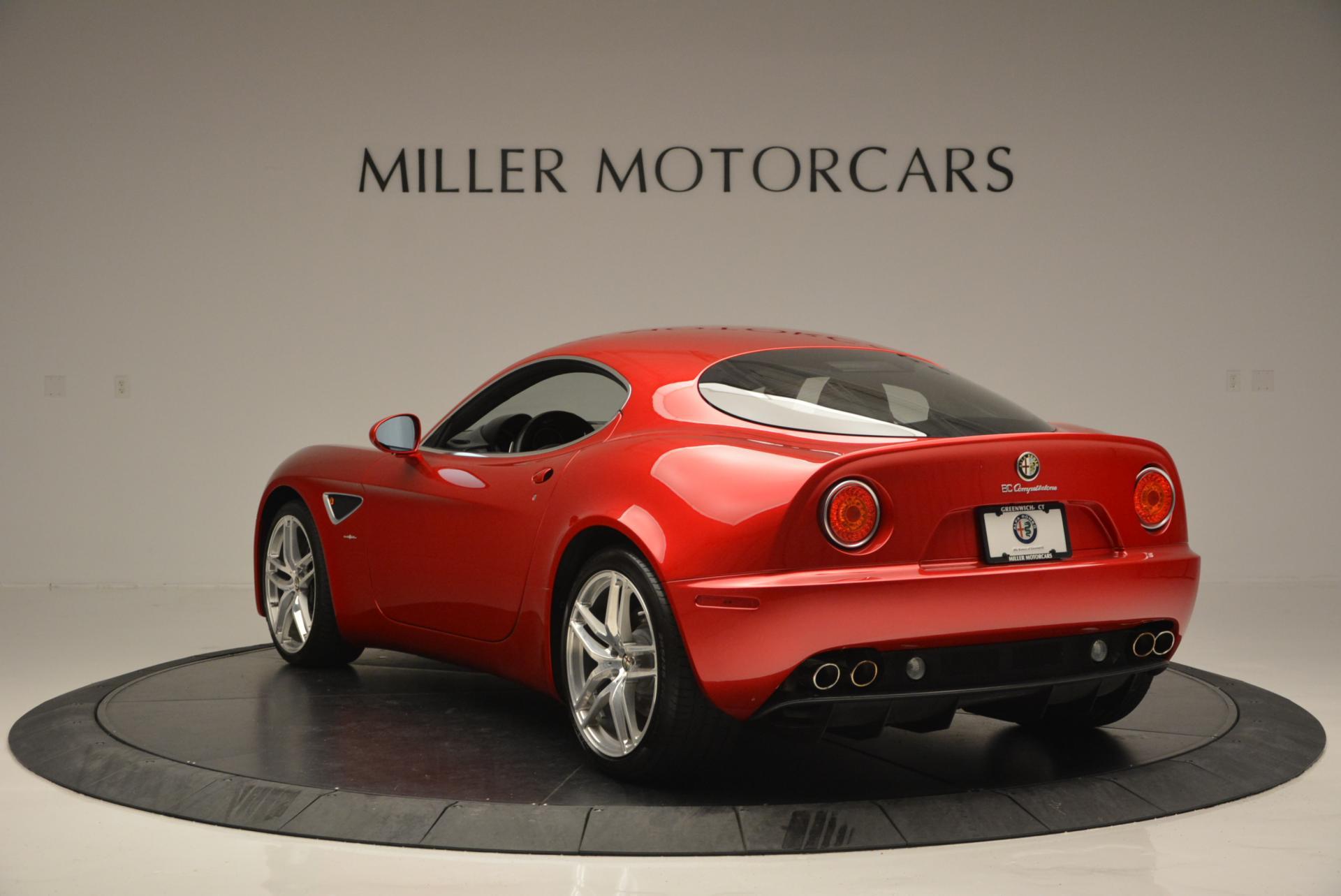 Used 2008 Alfa Romeo 8C  For Sale In Greenwich, CT. Alfa Romeo of Greenwich, 6562 7_p5