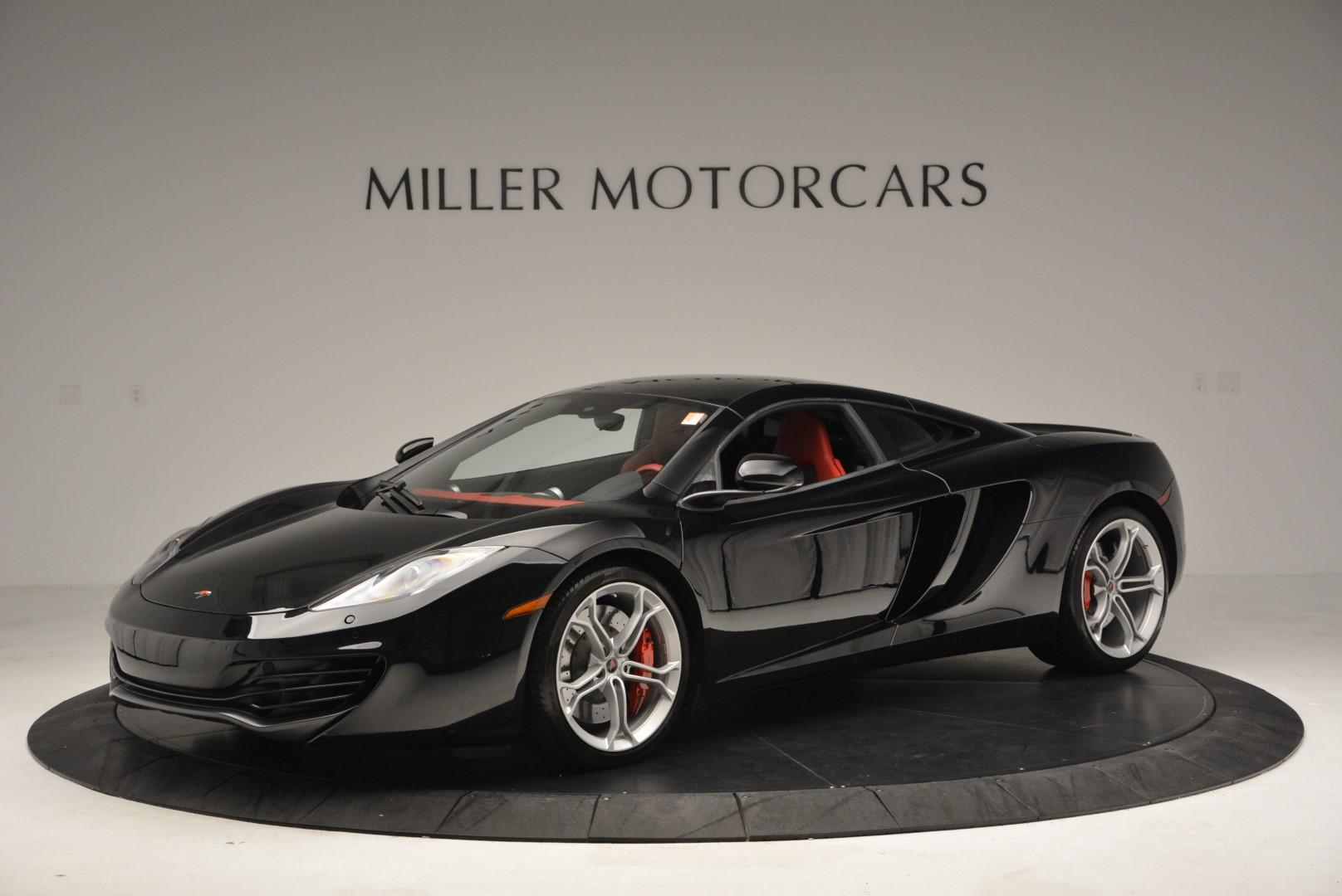 Used 2012 McLaren 12C Coupe For Sale In Greenwich, CT. Alfa Romeo of Greenwich, 3155 70_main