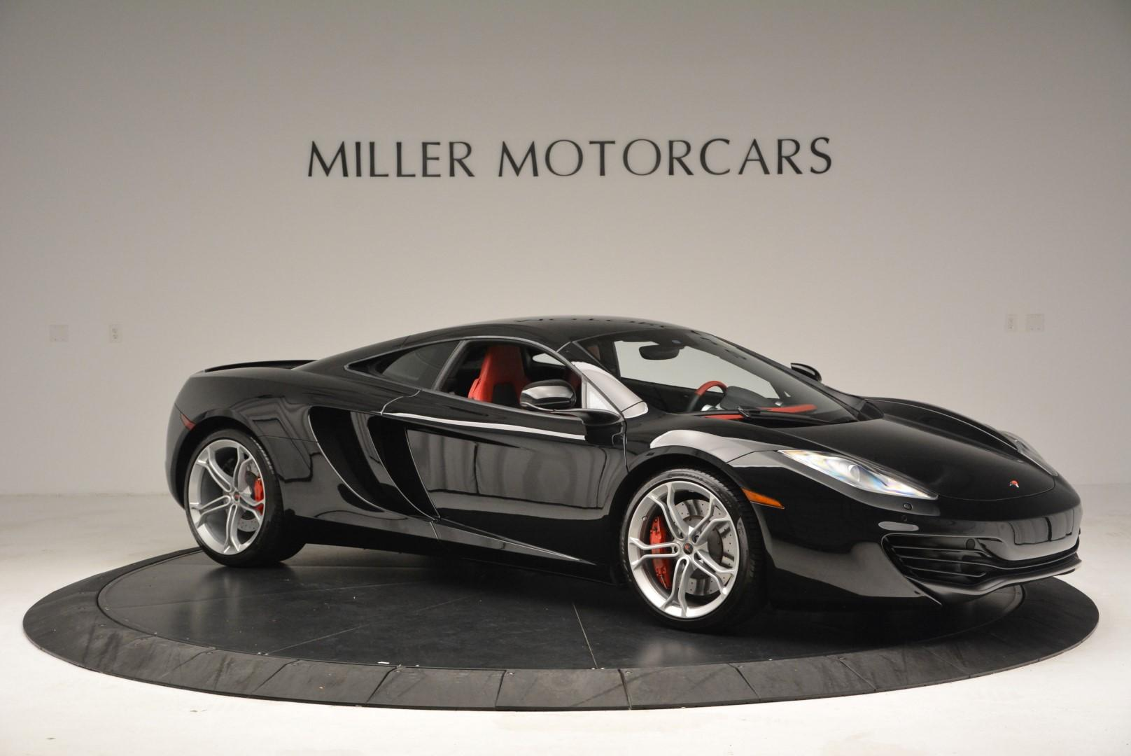 Used 2012 McLaren MP4-12c Coupe For Sale In Greenwich, CT. Alfa Romeo of Greenwich, 3155 70_p10
