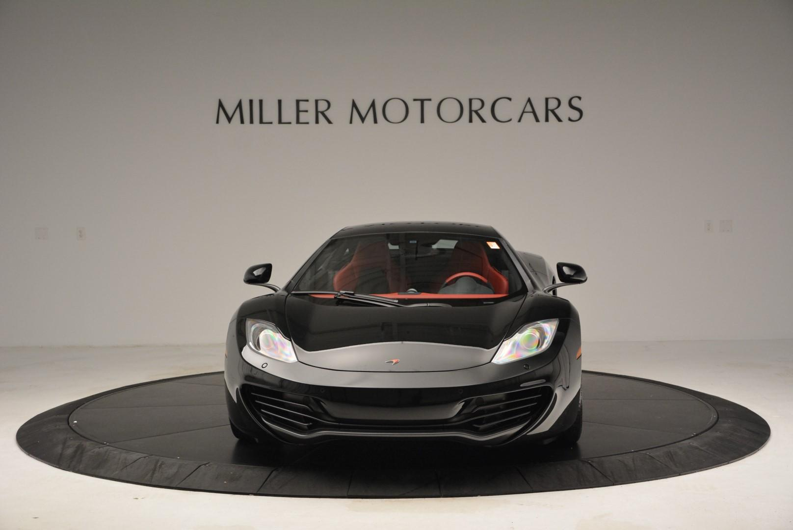 Used 2012 McLaren 12C Coupe For Sale In Greenwich, CT. Alfa Romeo of Greenwich, 3155 70_p12