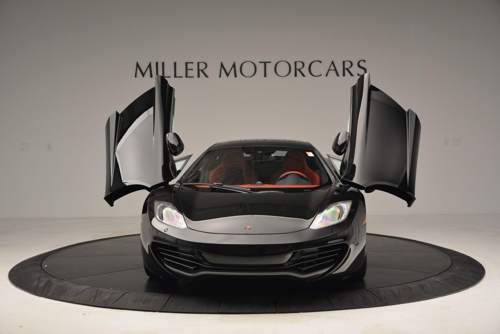 Used 2012 McLaren 12C Coupe For Sale In Greenwich, CT. Alfa Romeo of Greenwich, 3155 70_p13