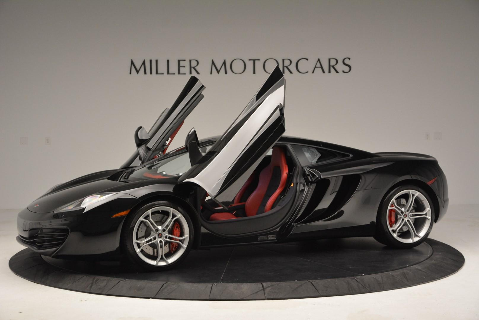 Used 2012 McLaren 12C Coupe For Sale In Greenwich, CT. Alfa Romeo of Greenwich, 3155 70_p14