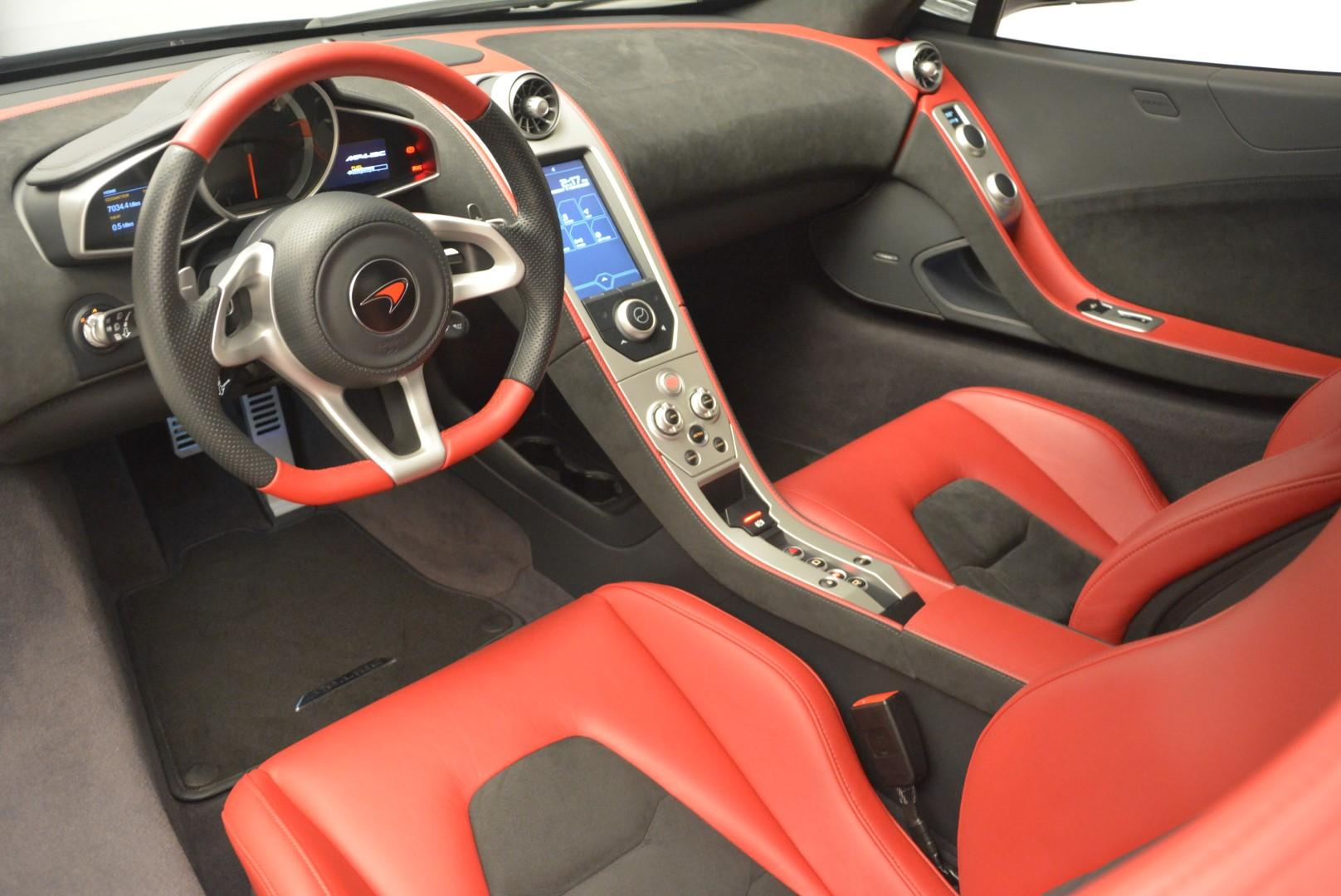 Used 2012 McLaren 12C Coupe For Sale In Greenwich, CT. Alfa Romeo of Greenwich, 3155 70_p15