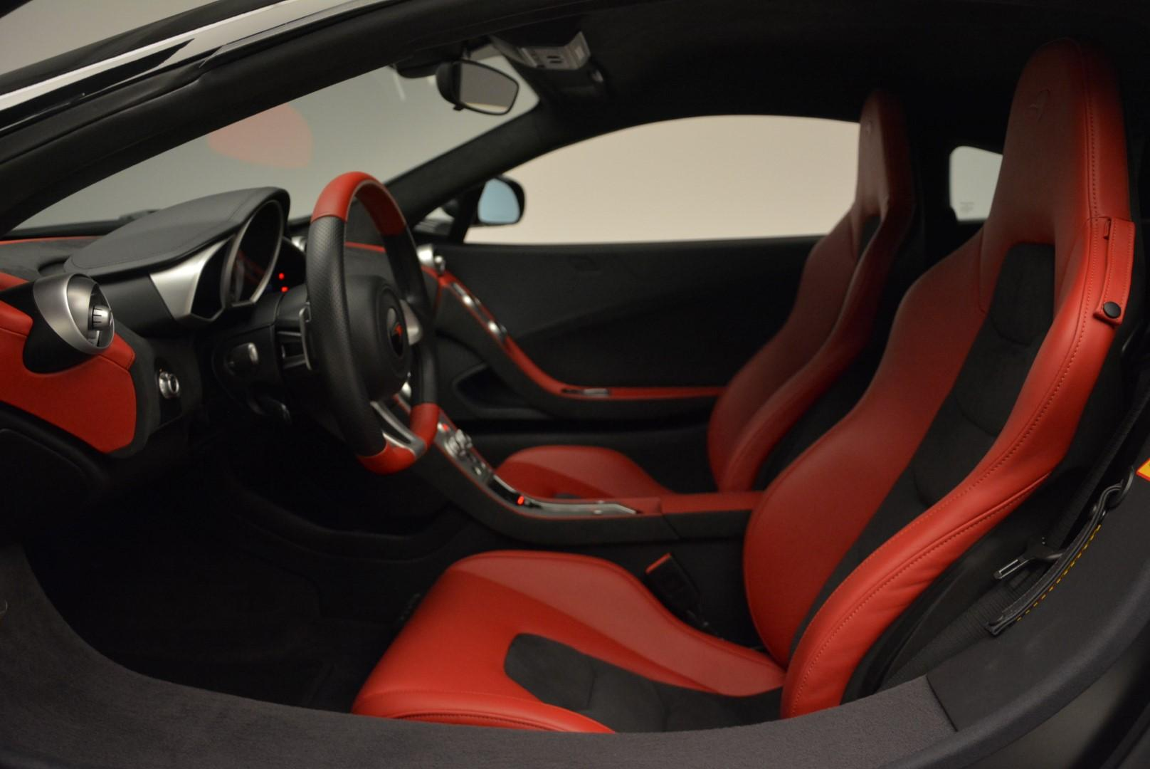 Used 2012 McLaren 12C Coupe For Sale In Greenwich, CT. Alfa Romeo of Greenwich, 3155 70_p16