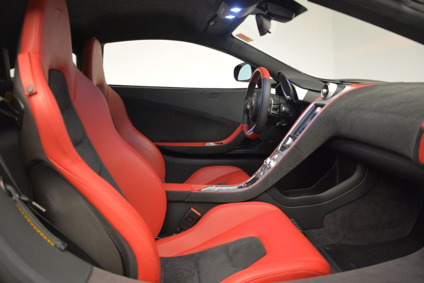 Used 2012 McLaren 12C Coupe For Sale In Greenwich, CT. Alfa Romeo of Greenwich, 3155 70_p19