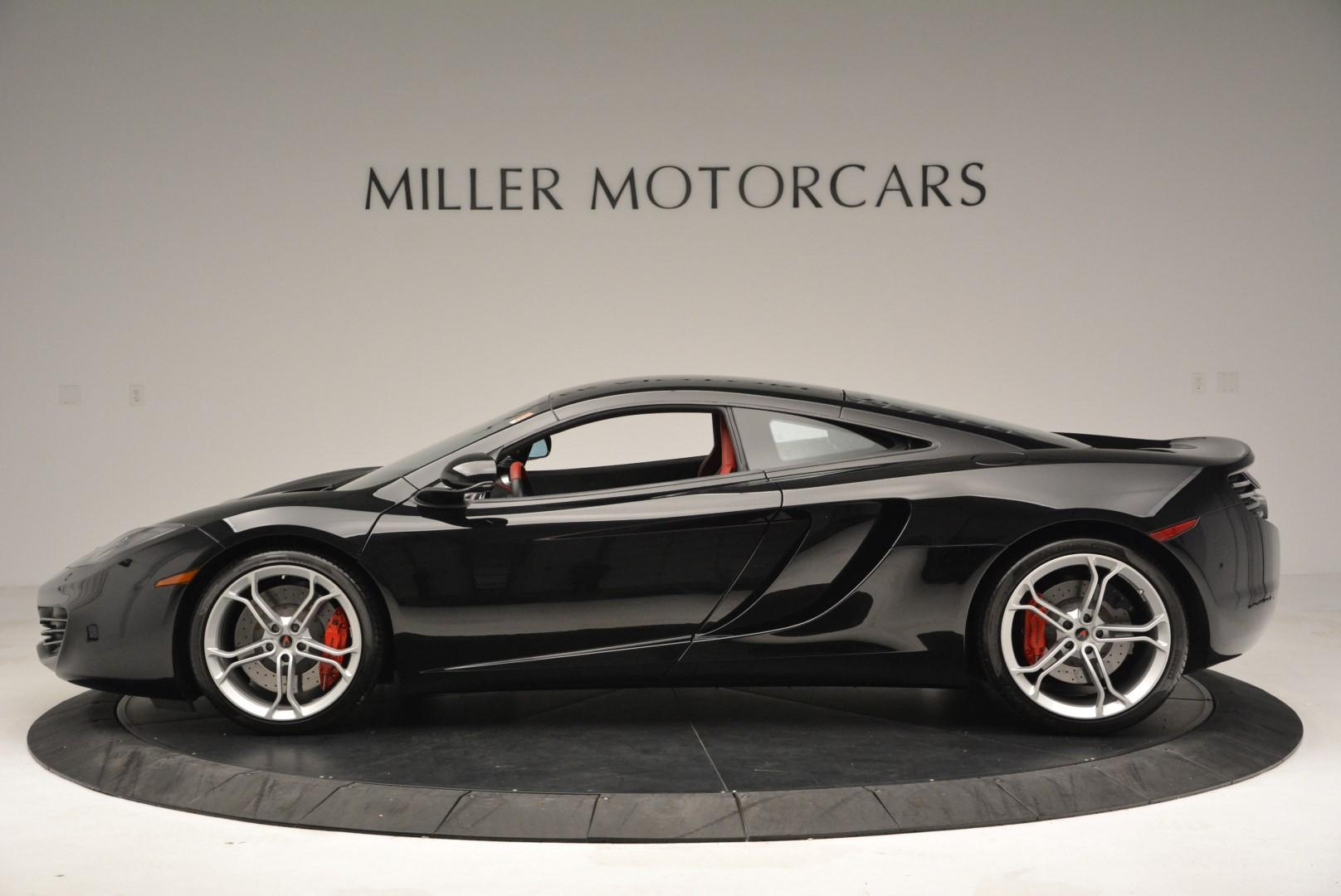 Used 2012 McLaren 12C Coupe For Sale In Greenwich, CT. Alfa Romeo of Greenwich, 3155 70_p3
