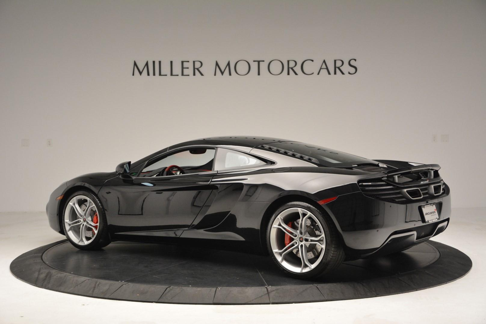 Used 2012 McLaren MP4-12c Coupe For Sale In Greenwich, CT. Alfa Romeo of Greenwich, 3155 70_p4