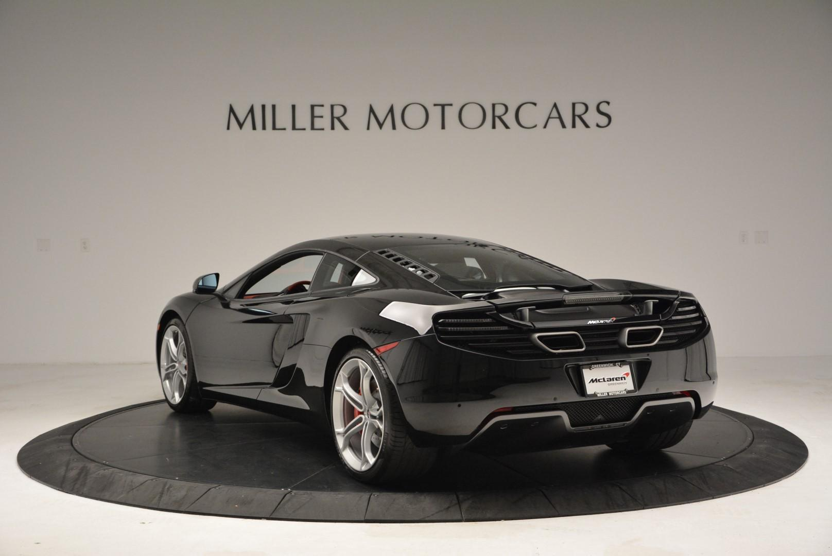 Used 2012 McLaren MP4-12c Coupe For Sale In Greenwich, CT. Alfa Romeo of Greenwich, 3155 70_p5