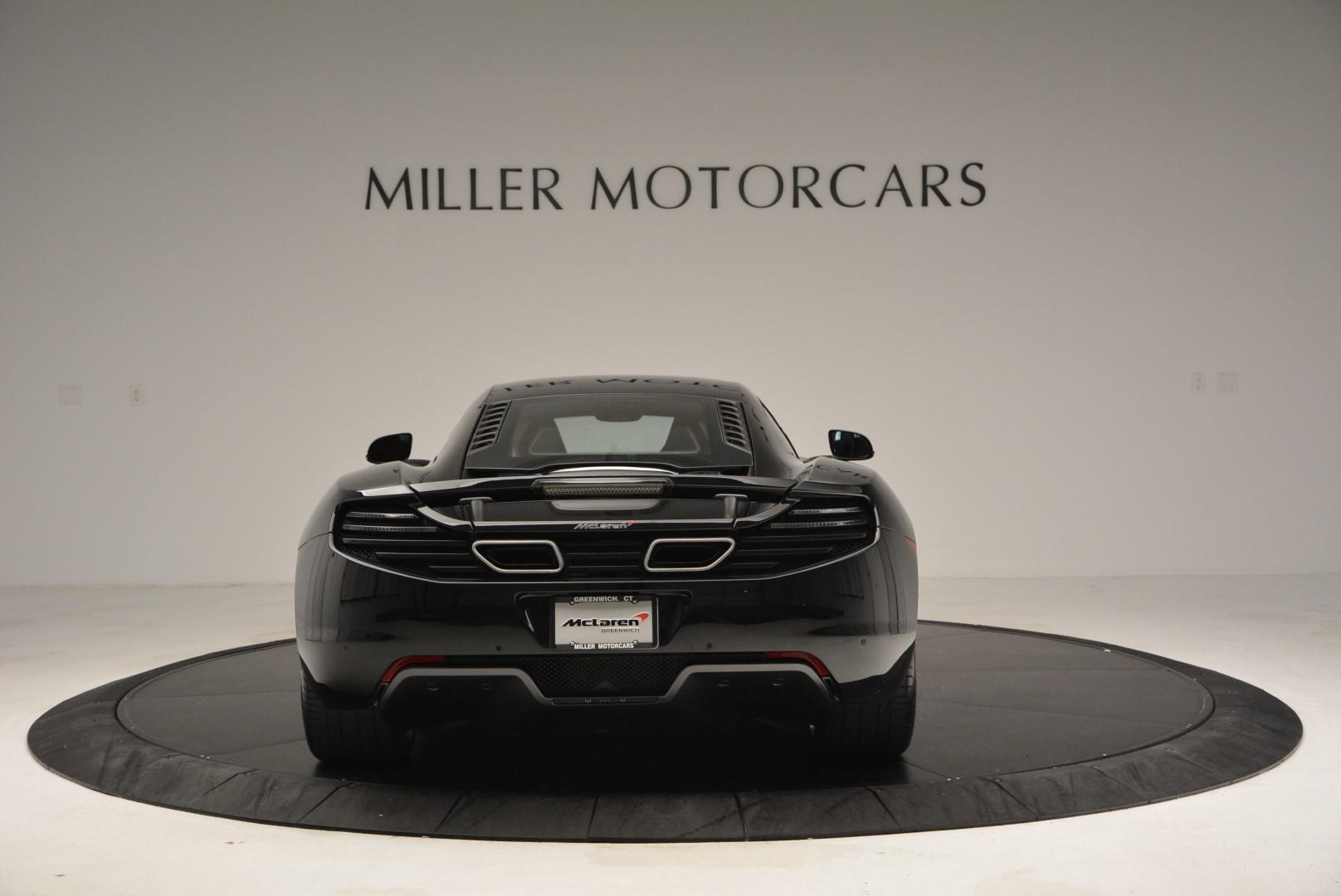 Used 2012 McLaren 12C Coupe For Sale In Greenwich, CT. Alfa Romeo of Greenwich, 3155 70_p6