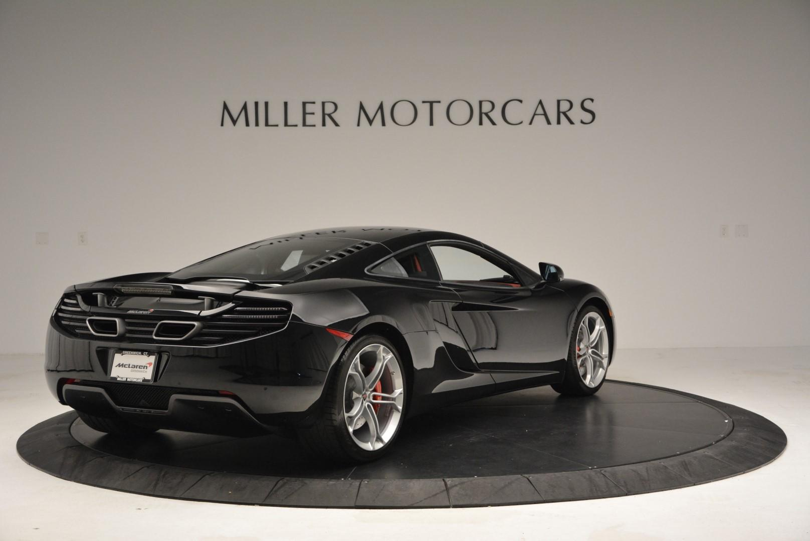 Used 2012 McLaren 12C Coupe For Sale In Greenwich, CT. Alfa Romeo of Greenwich, 3155 70_p7