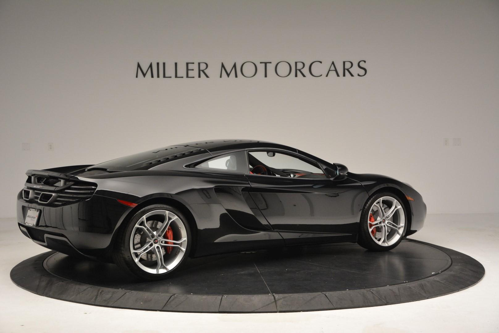 Used 2012 McLaren 12C Coupe For Sale In Greenwich, CT. Alfa Romeo of Greenwich, 3155 70_p8