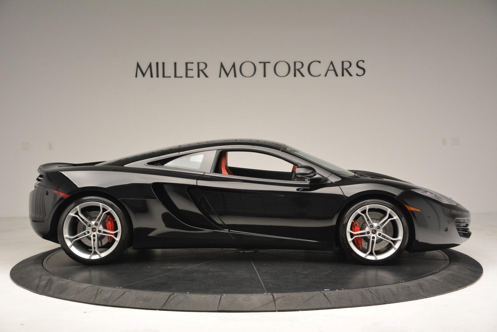 Used 2012 McLaren 12C Coupe For Sale In Greenwich, CT. Alfa Romeo of Greenwich, 3155 70_p9