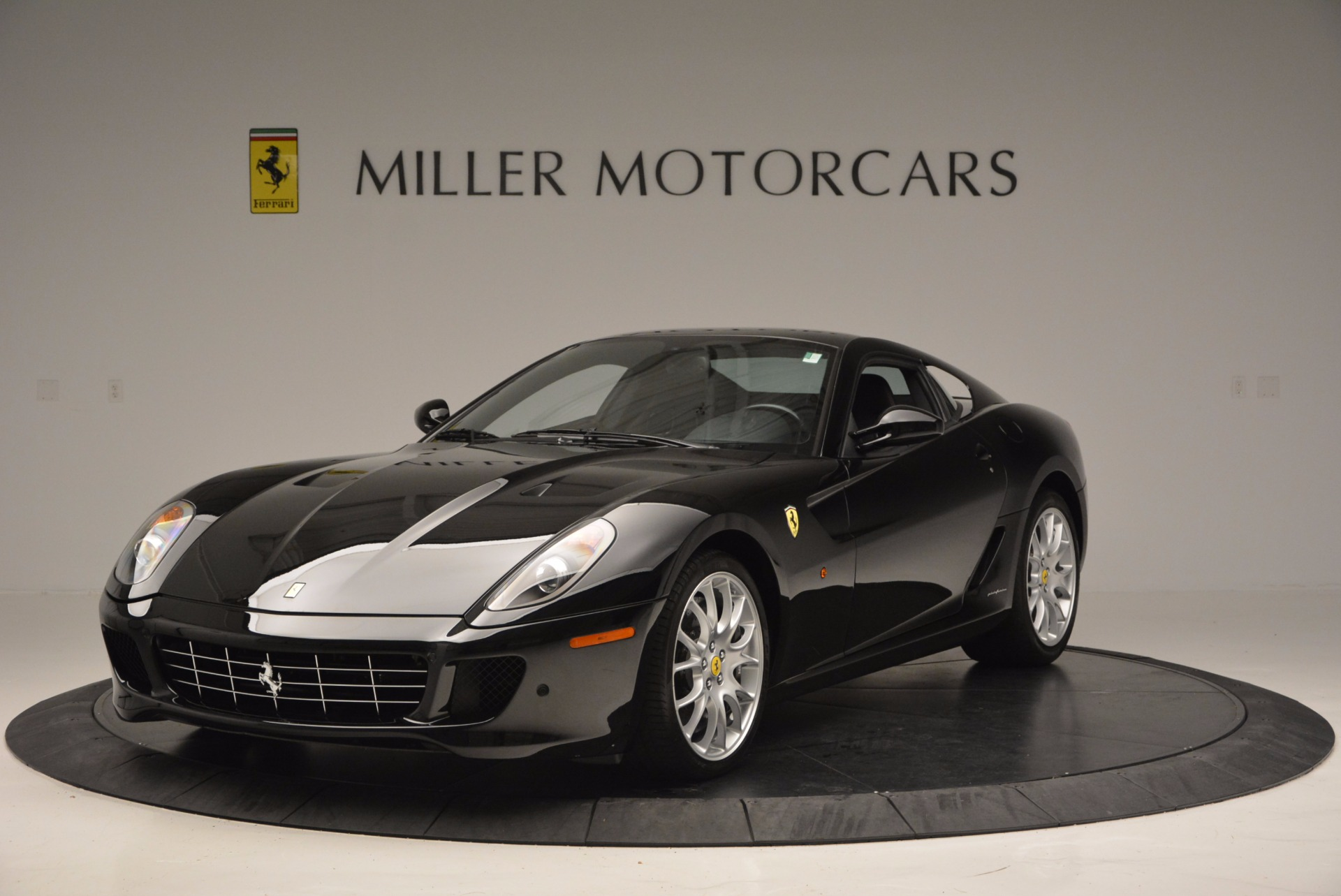 Used 2008 Ferrari 599 GTB Fiorano  For Sale In Greenwich, CT. Alfa Romeo of Greenwich, 4351 700_main