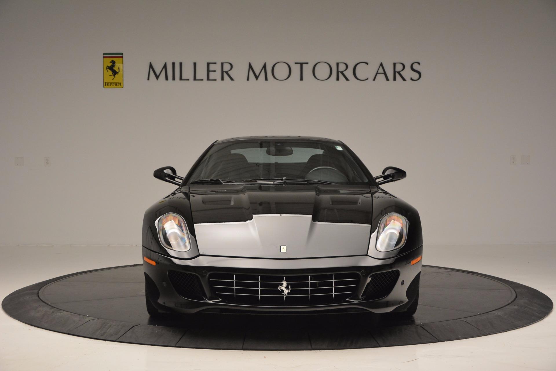 Used 2008 Ferrari 599 GTB Fiorano  For Sale In Greenwich, CT. Alfa Romeo of Greenwich, 4351 700_p12